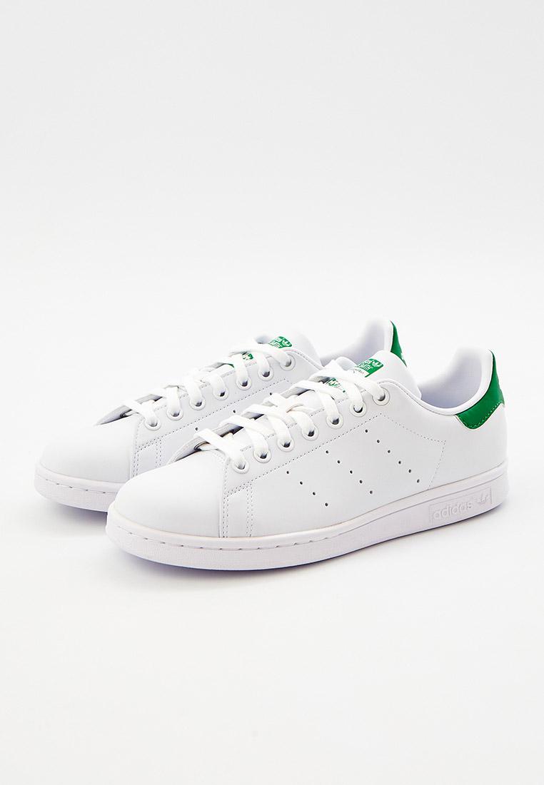 Мужские кеды Adidas Originals (Адидас Ориджиналс) FX5502: изображение 8