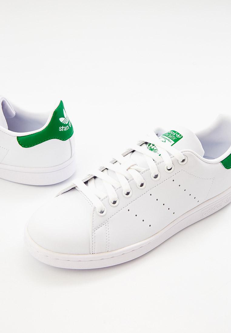Мужские кеды Adidas Originals (Адидас Ориджиналс) FX5502: изображение 9