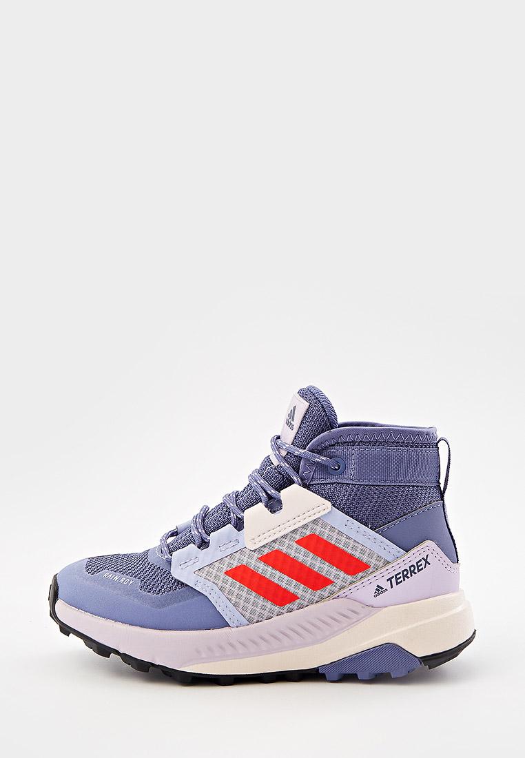 Кроссовки для мальчиков Adidas (Адидас) FZ2590