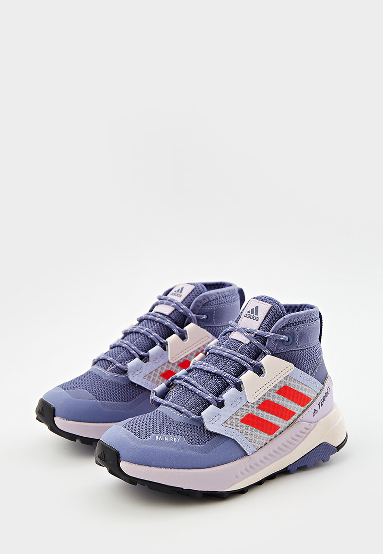 Кроссовки для мальчиков Adidas (Адидас) FZ2590: изображение 3