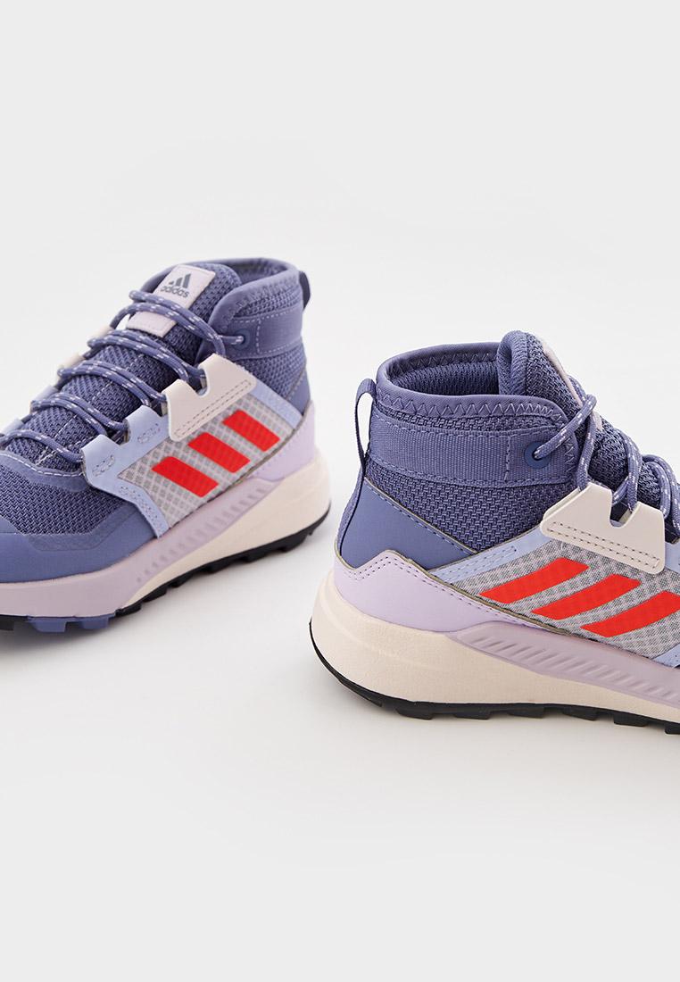 Кроссовки для мальчиков Adidas (Адидас) FZ2590: изображение 4