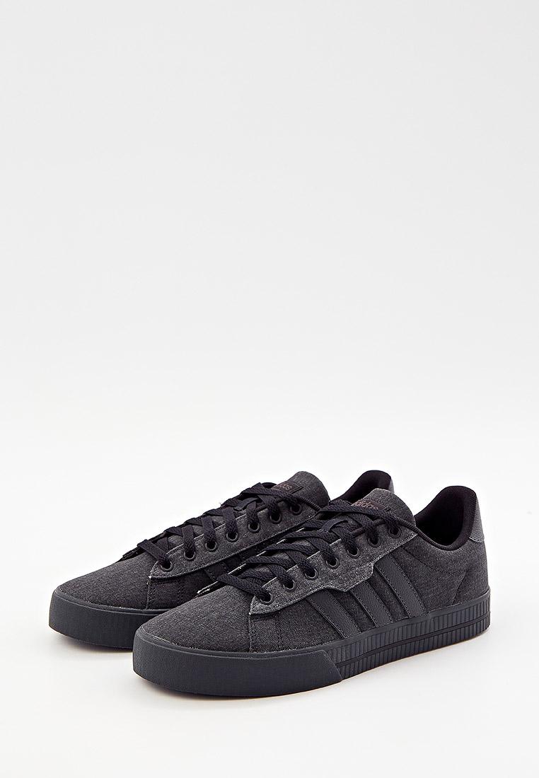 Мужские кеды Adidas (Адидас) H01219: изображение 3