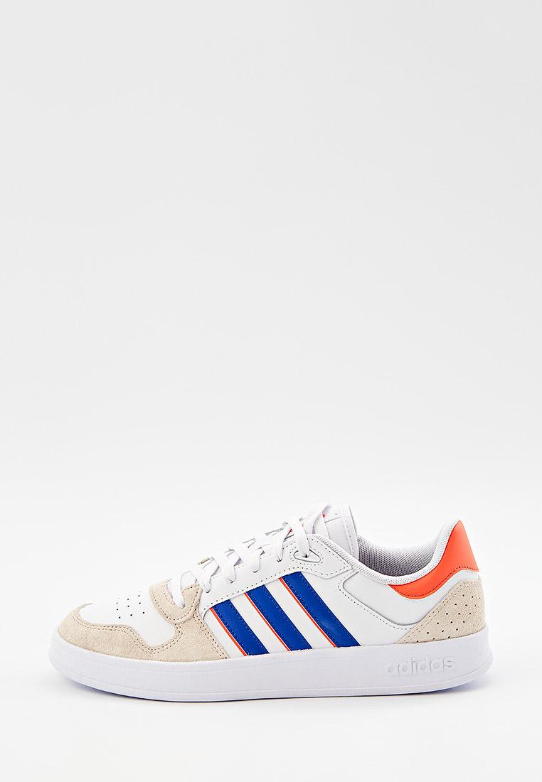 Мужские кеды Adidas (Адидас) H01989: изображение 1