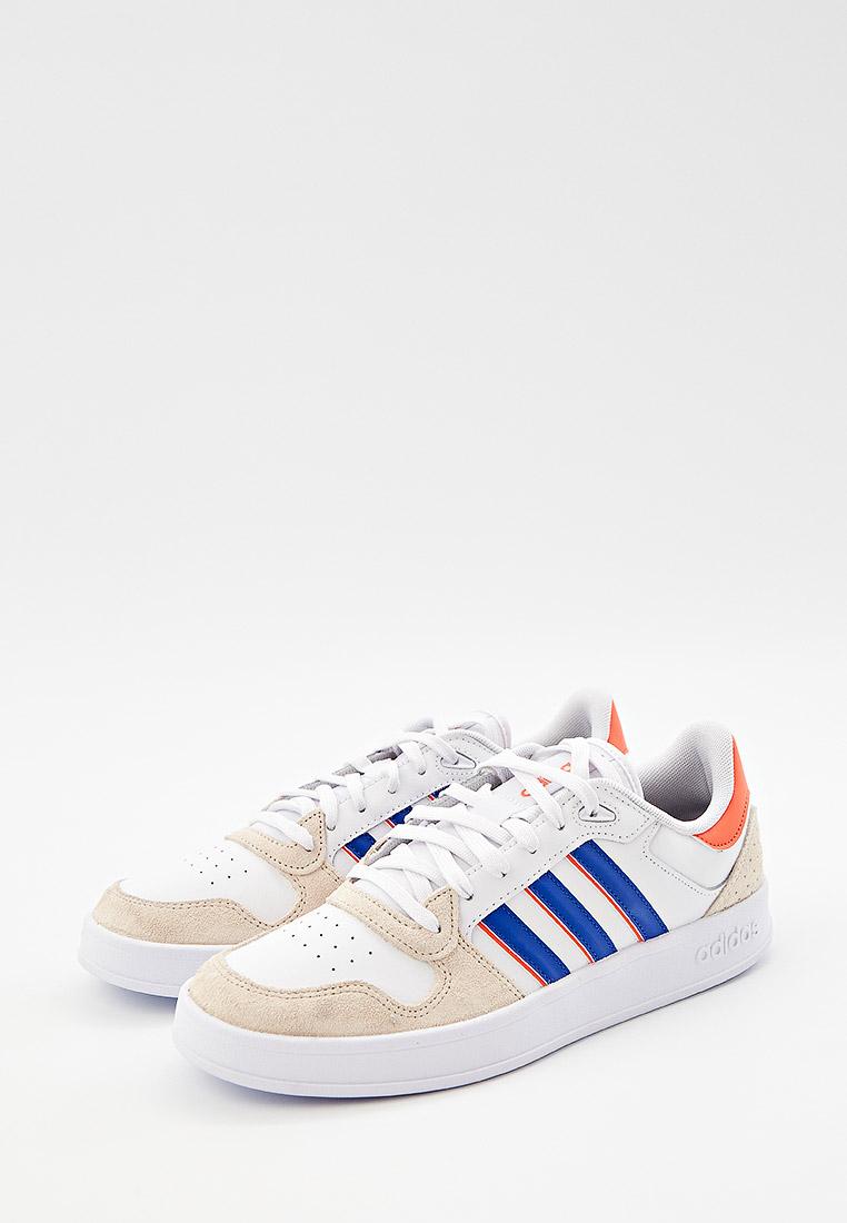 Мужские кеды Adidas (Адидас) H01989: изображение 3