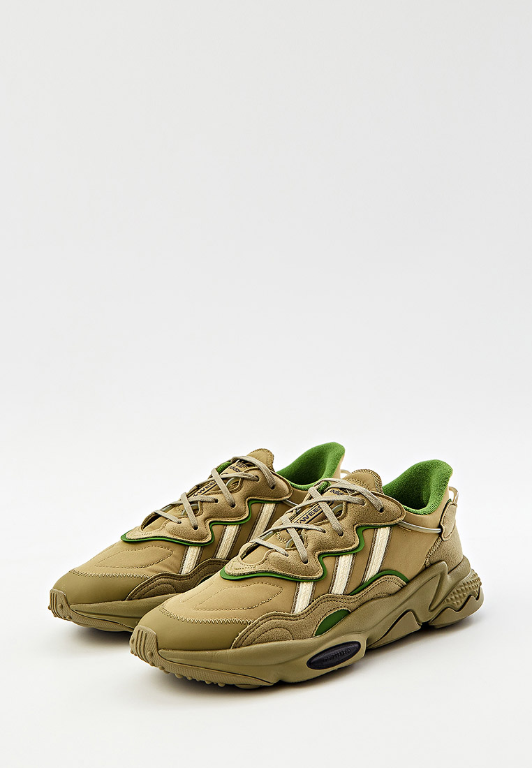 Мужские кроссовки Adidas Originals (Адидас Ориджиналс) H04241: изображение 3