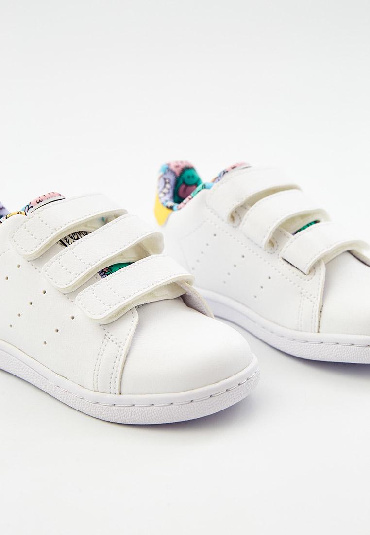 Кеды для мальчиков Adidas Originals (Адидас Ориджиналс) H05272: изображение 2