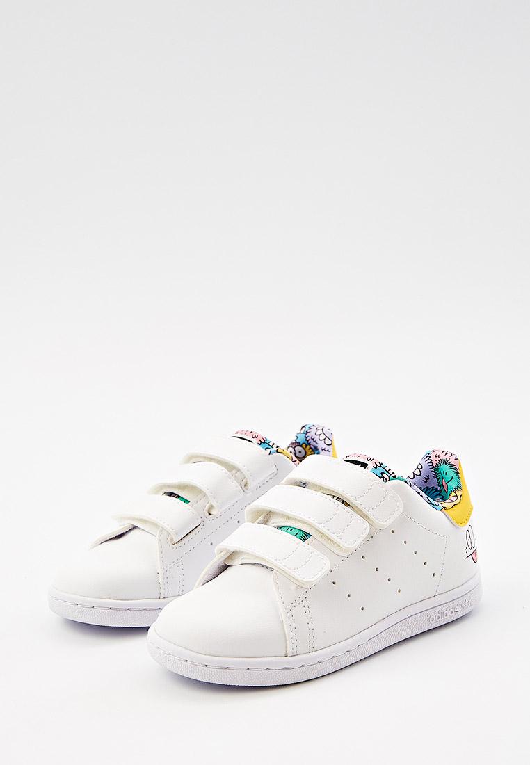 Кеды для мальчиков Adidas Originals (Адидас Ориджиналс) H05272: изображение 3