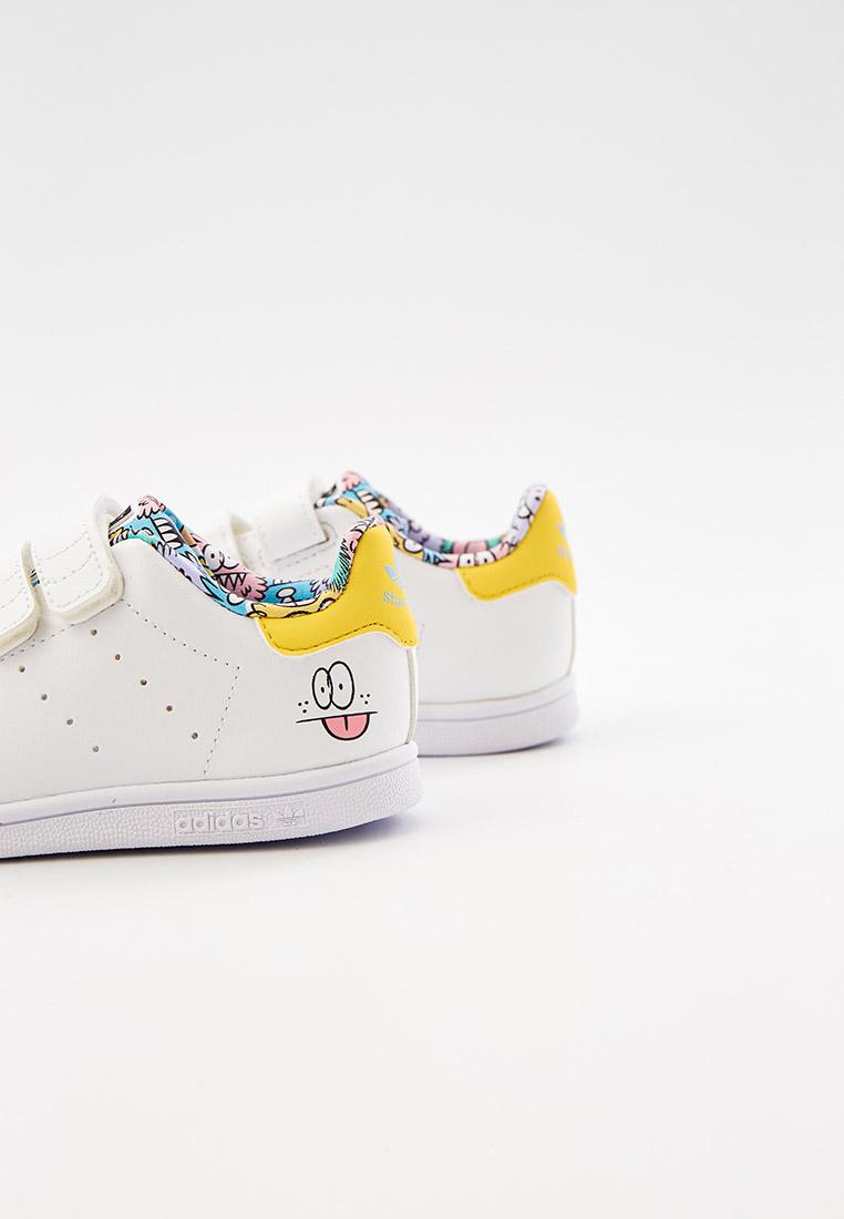 Кеды для мальчиков Adidas Originals (Адидас Ориджиналс) H05272: изображение 4