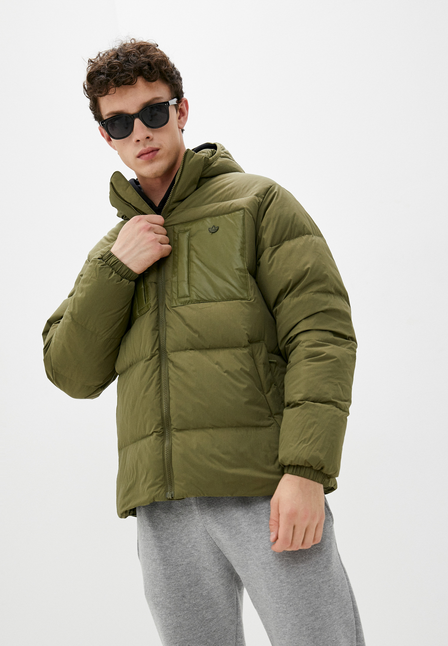 Мужская верхняя одежда Adidas Originals (Адидас Ориджиналс) H13563