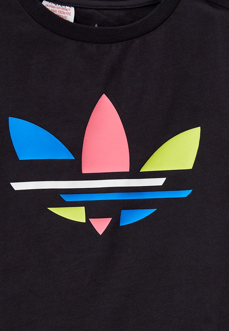 Футболка Adidas Originals (Адидас Ориджиналс) H32346: изображение 3