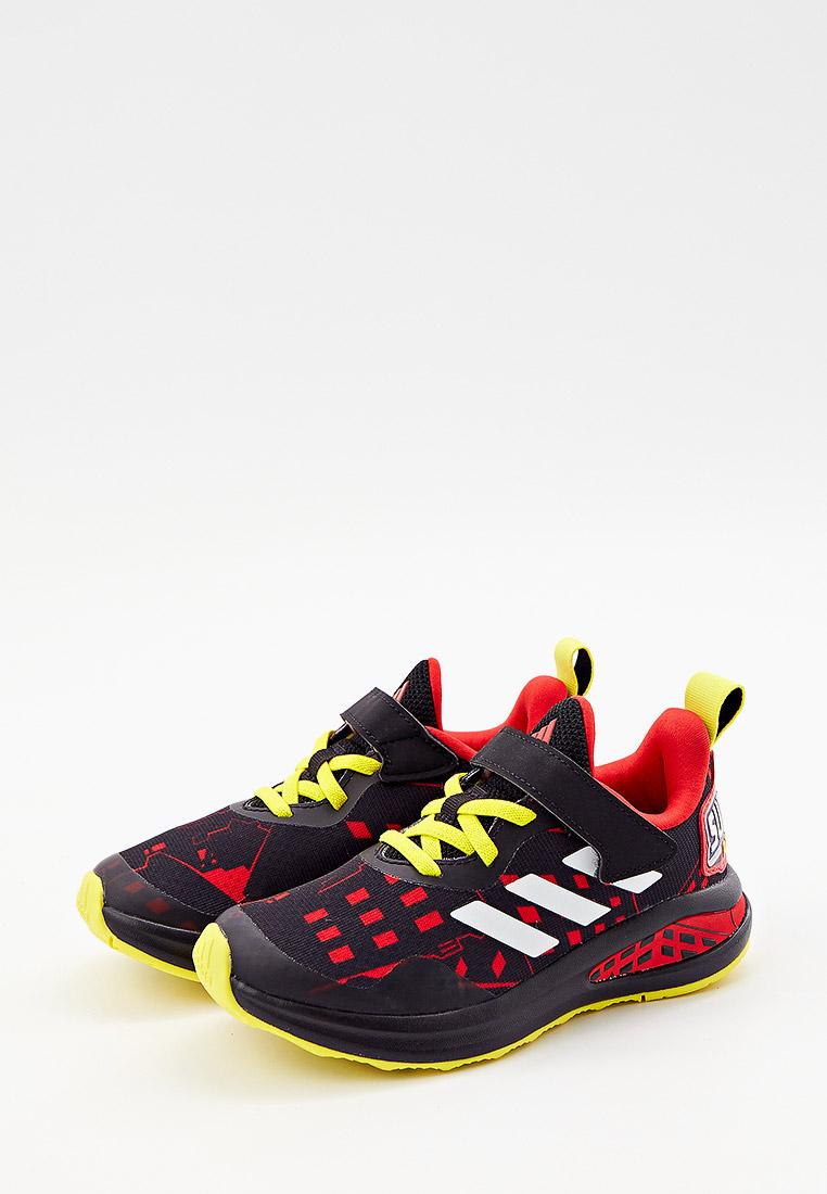 Кроссовки для мальчиков Adidas (Адидас) H67853: изображение 3