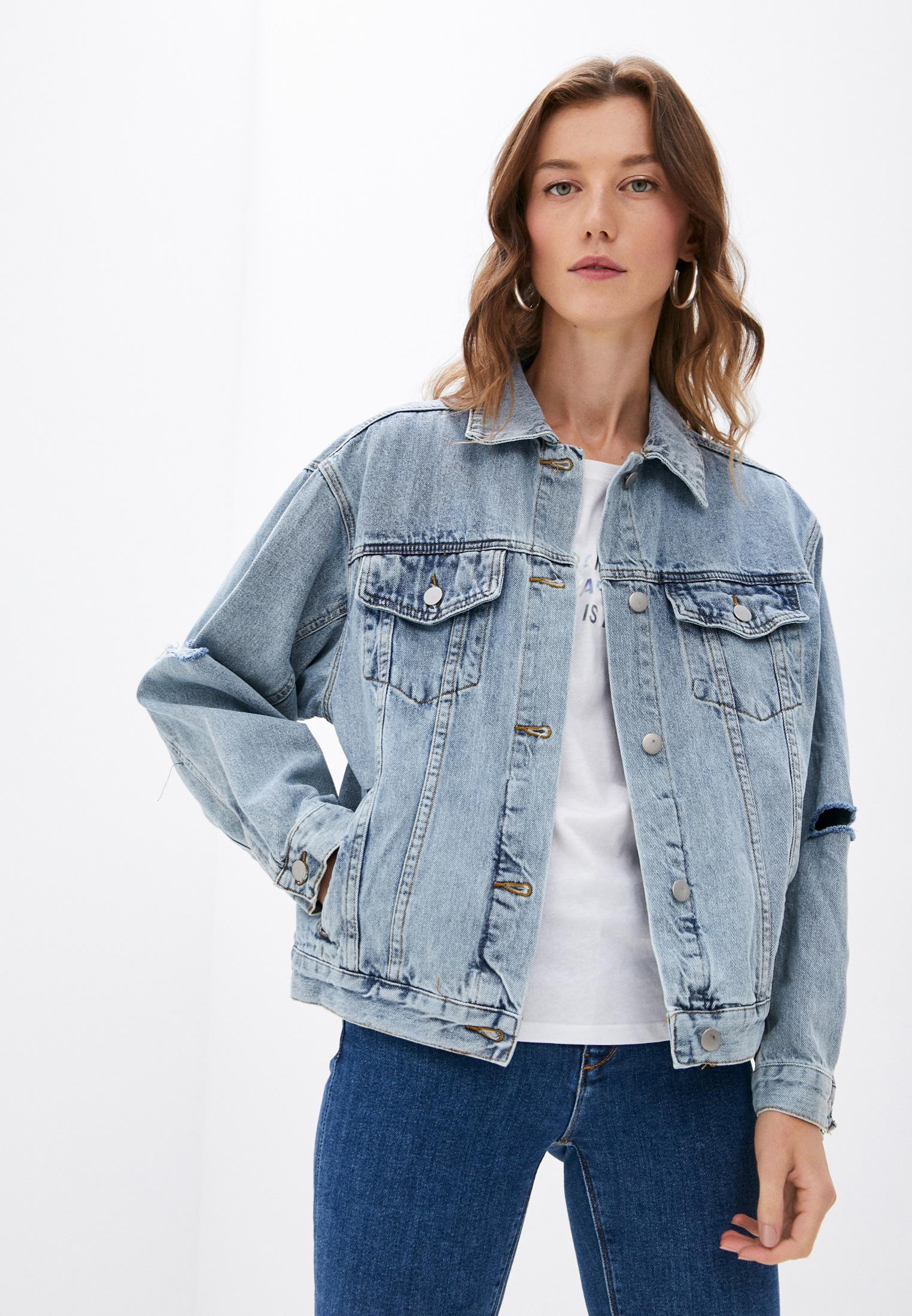 Джинсовая куртка MISSGUIDED Куртка джинсовая Missguided