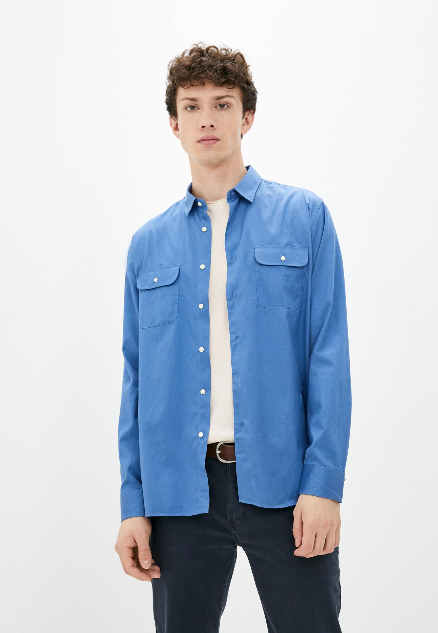Рубашка с длинным рукавом De Fursac H2BAMO-D025