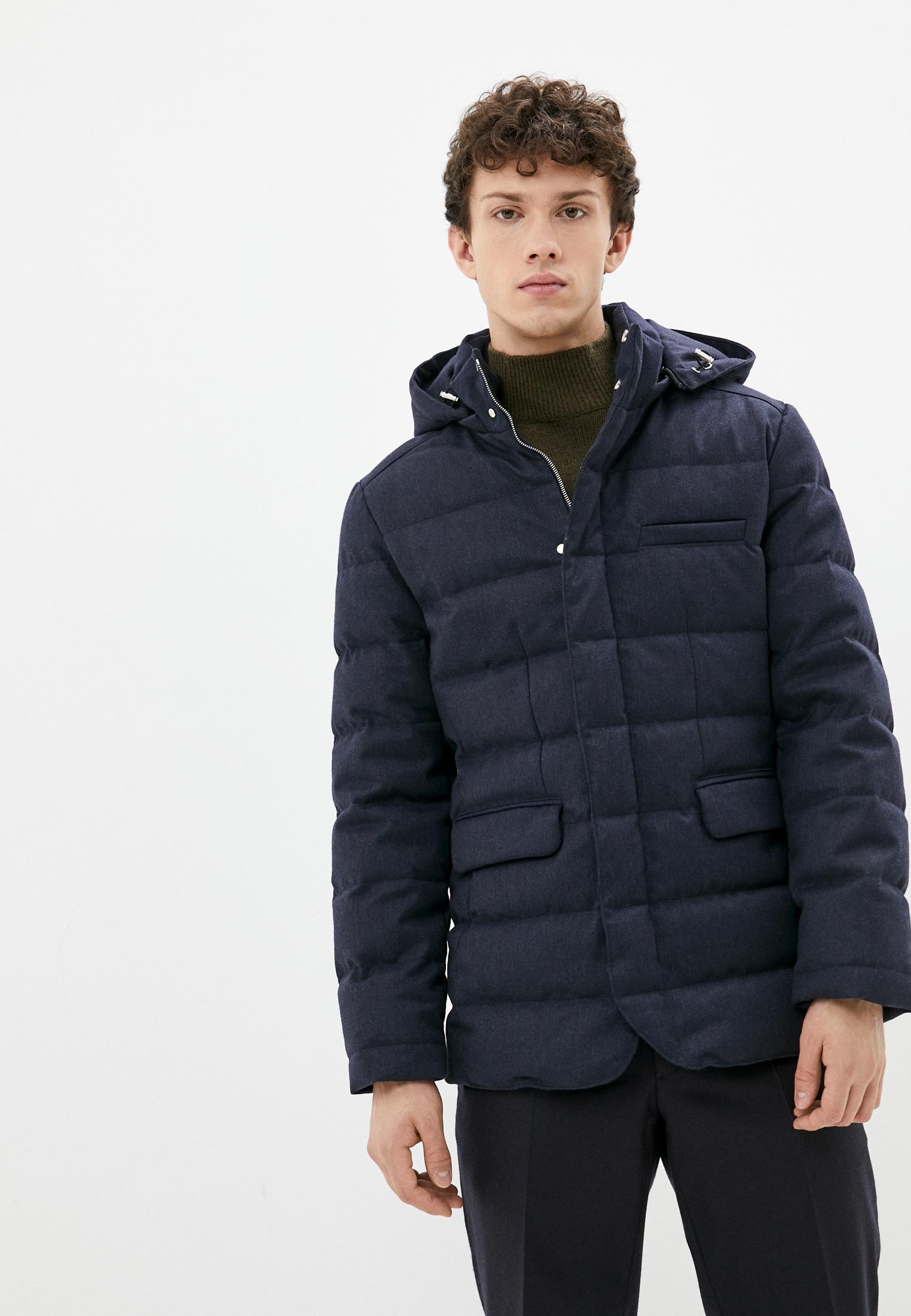 Утепленная куртка De Fursac Куртка утепленная De Fursac