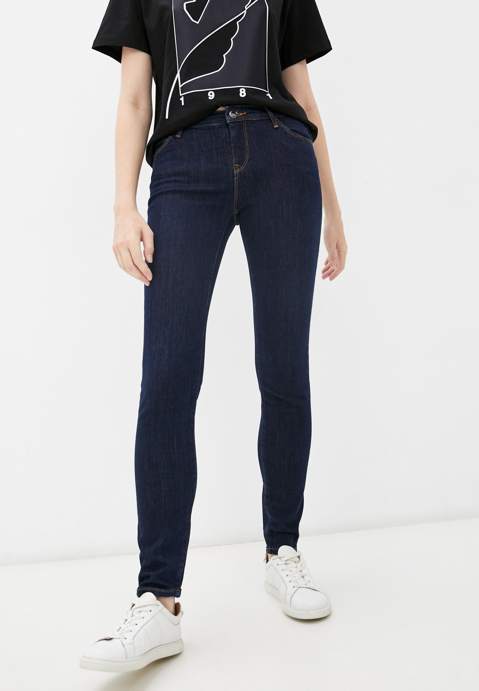 Зауженные джинсы Emporio Armani 6K2J23 2DL0Z