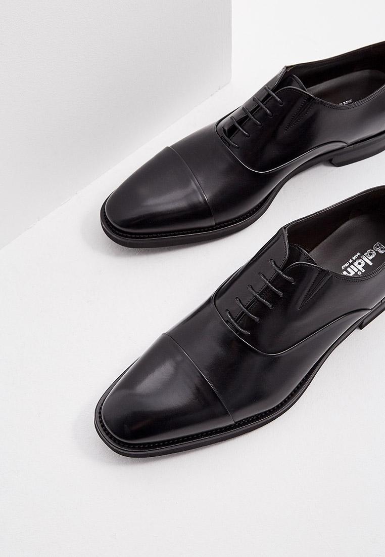 Мужские туфли Baldinini (Балдинини) U2B201PARM0000: изображение 4