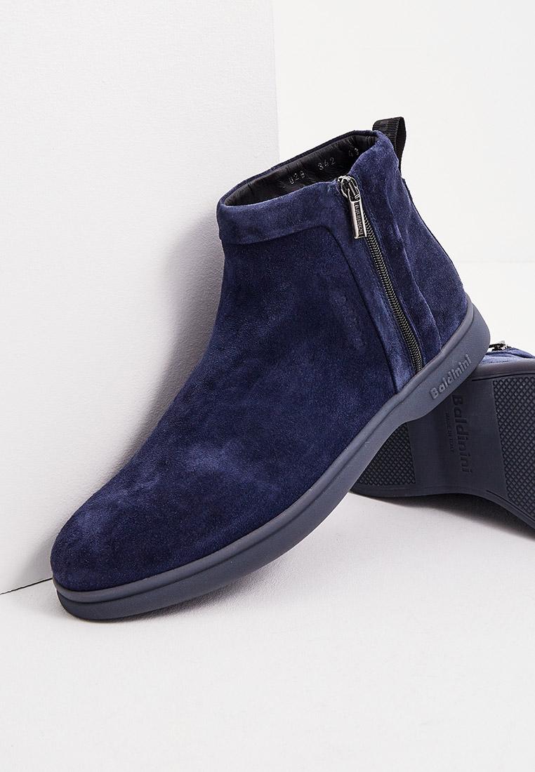 Мужские ботинки Baldinini (Балдинини) U2B342CHAM1515: изображение 4
