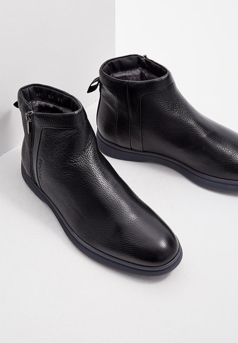 Мужские ботинки Baldinini (Балдинини) U2B341CERV0000: изображение 4