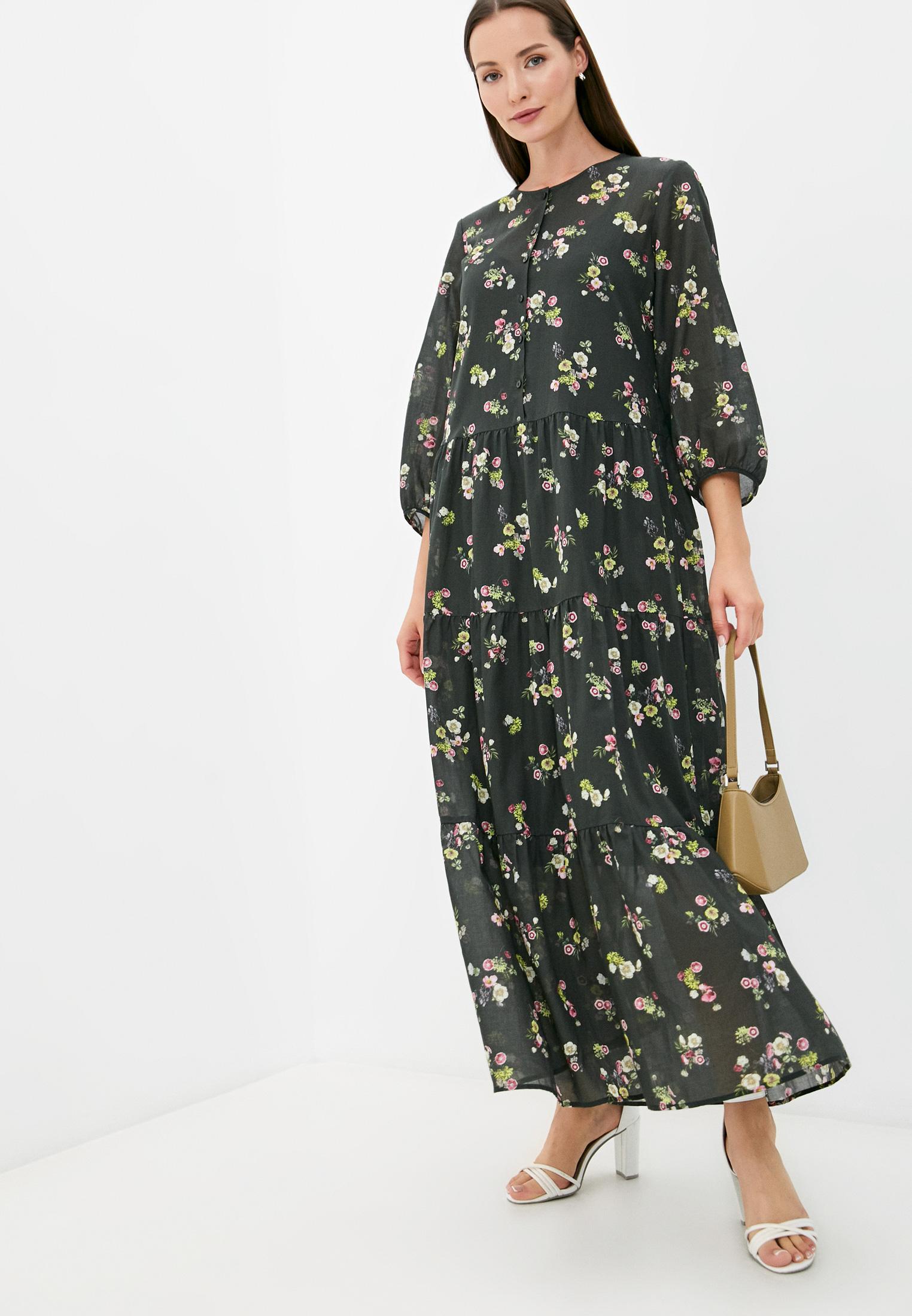 Повседневное платье Gerry Weber (Гарри Вебер) 385003-67207