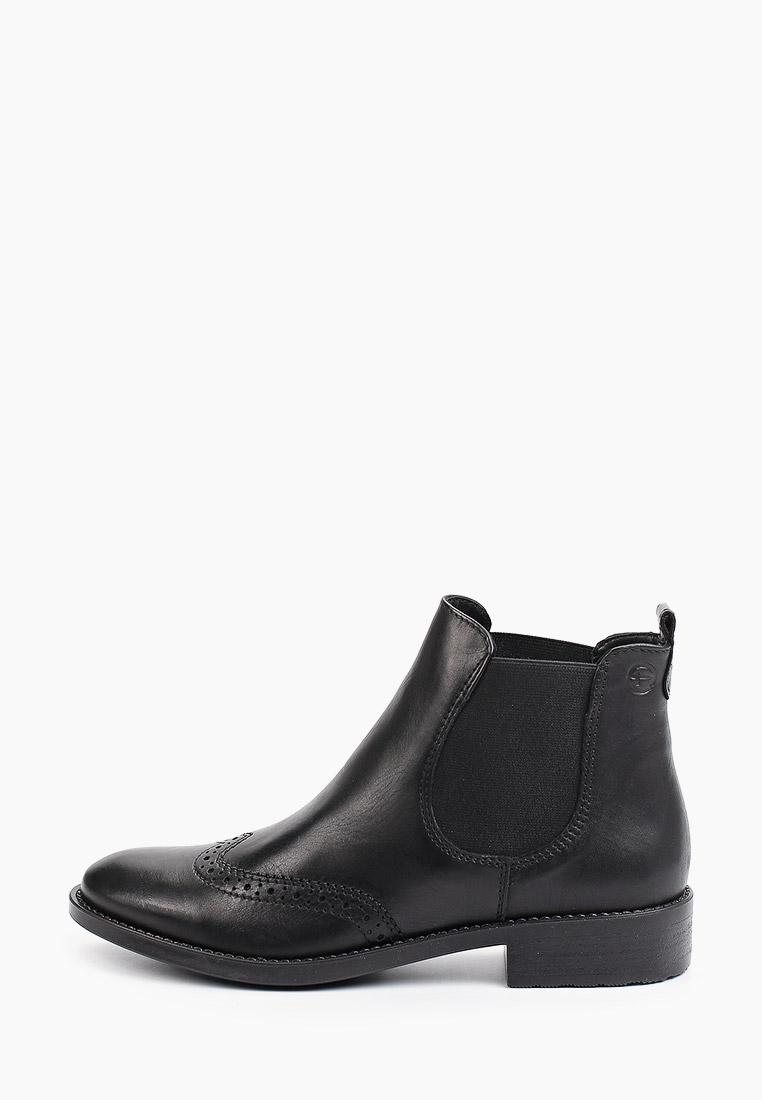 Женские ботинки Tamaris (Тамарис) 1-1-25493-27