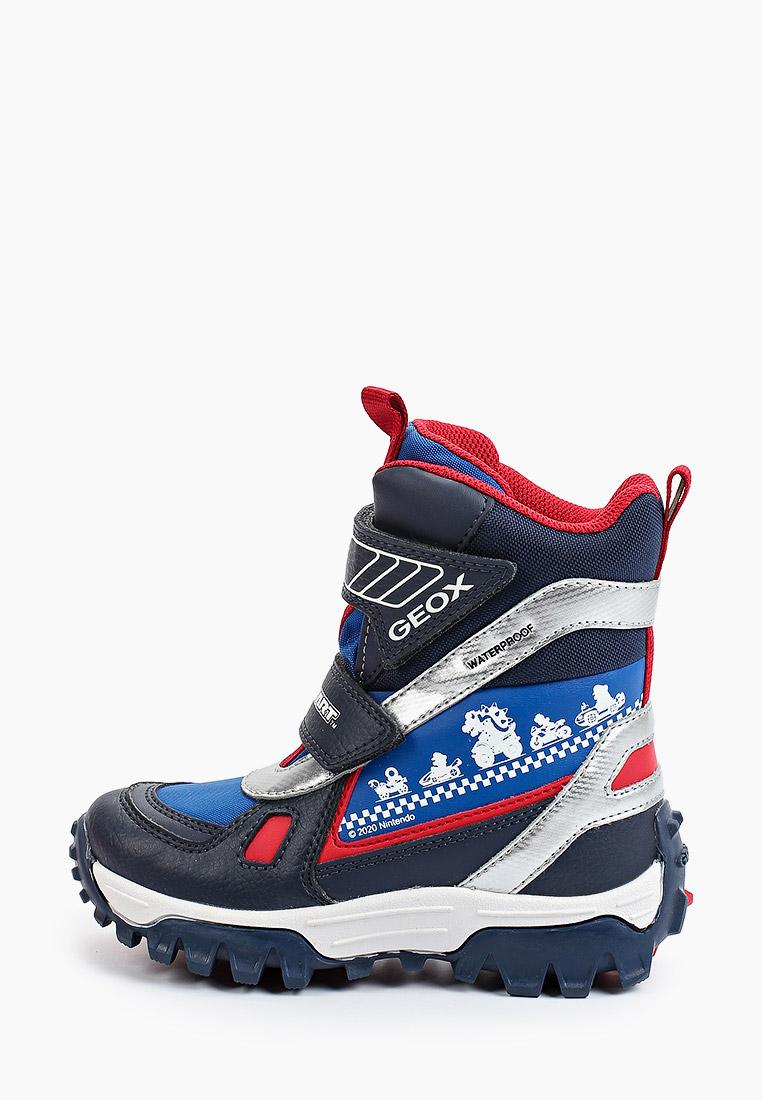 Ботинки для мальчиков Geox J163AC