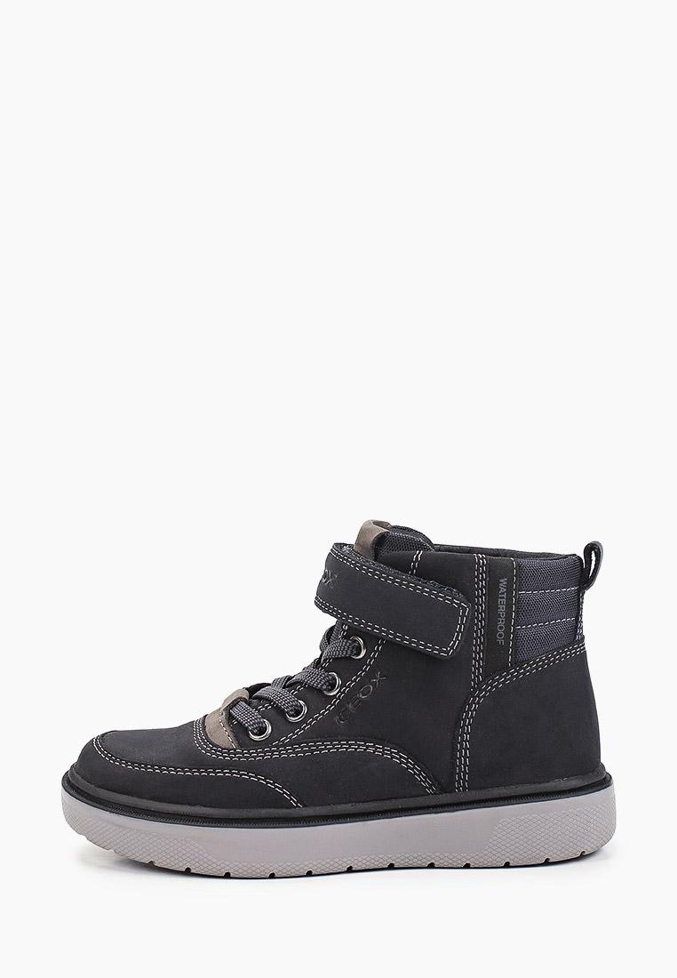 Ботинки для мальчиков Geox (Геокс) Ботинки Geox