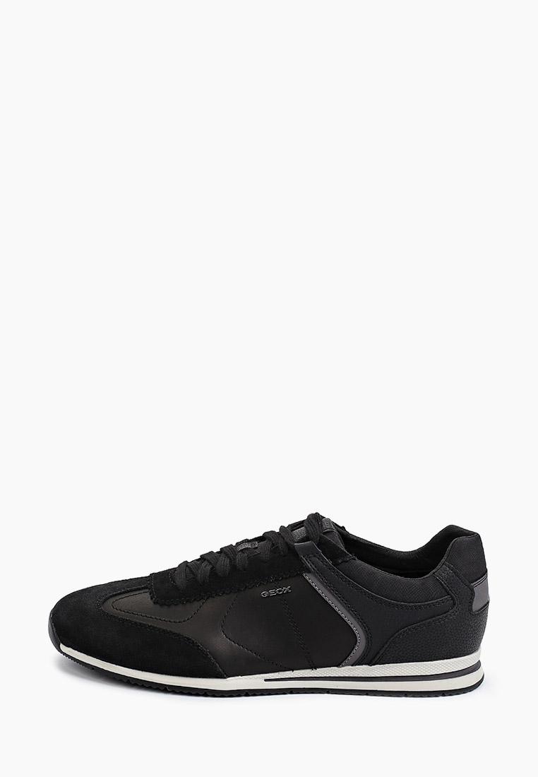 Мужские кроссовки Geox U15BQA