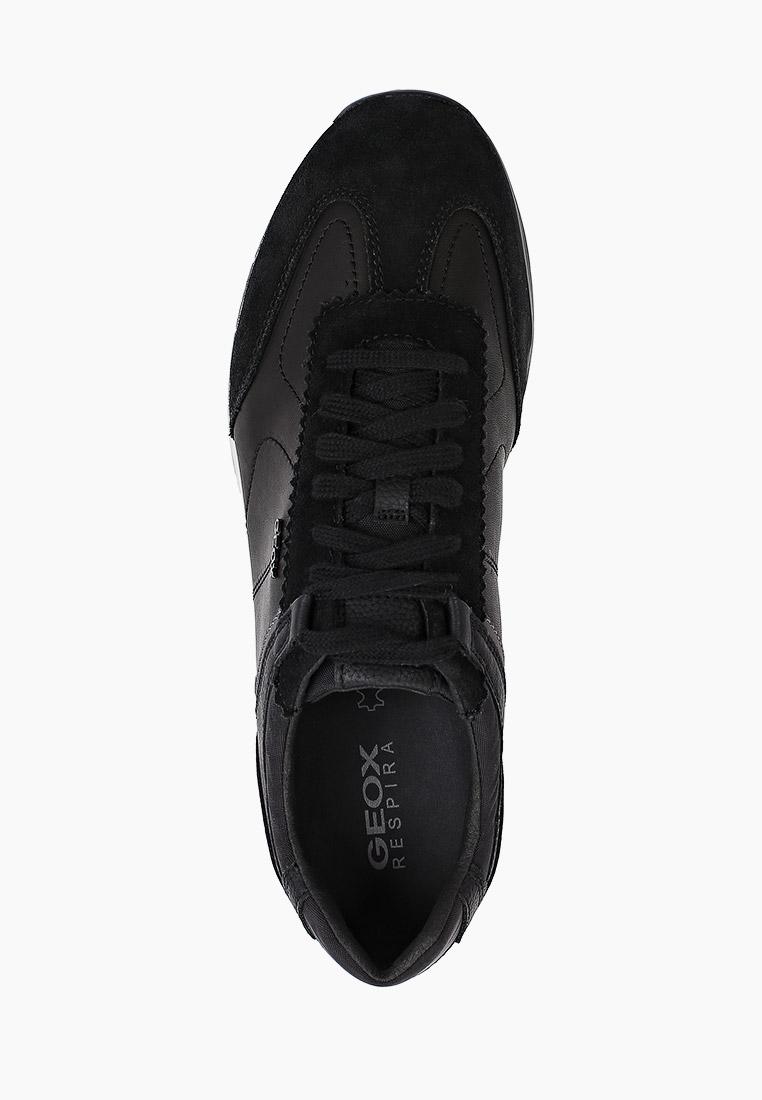 Мужские кроссовки Geox U15BQA: изображение 4