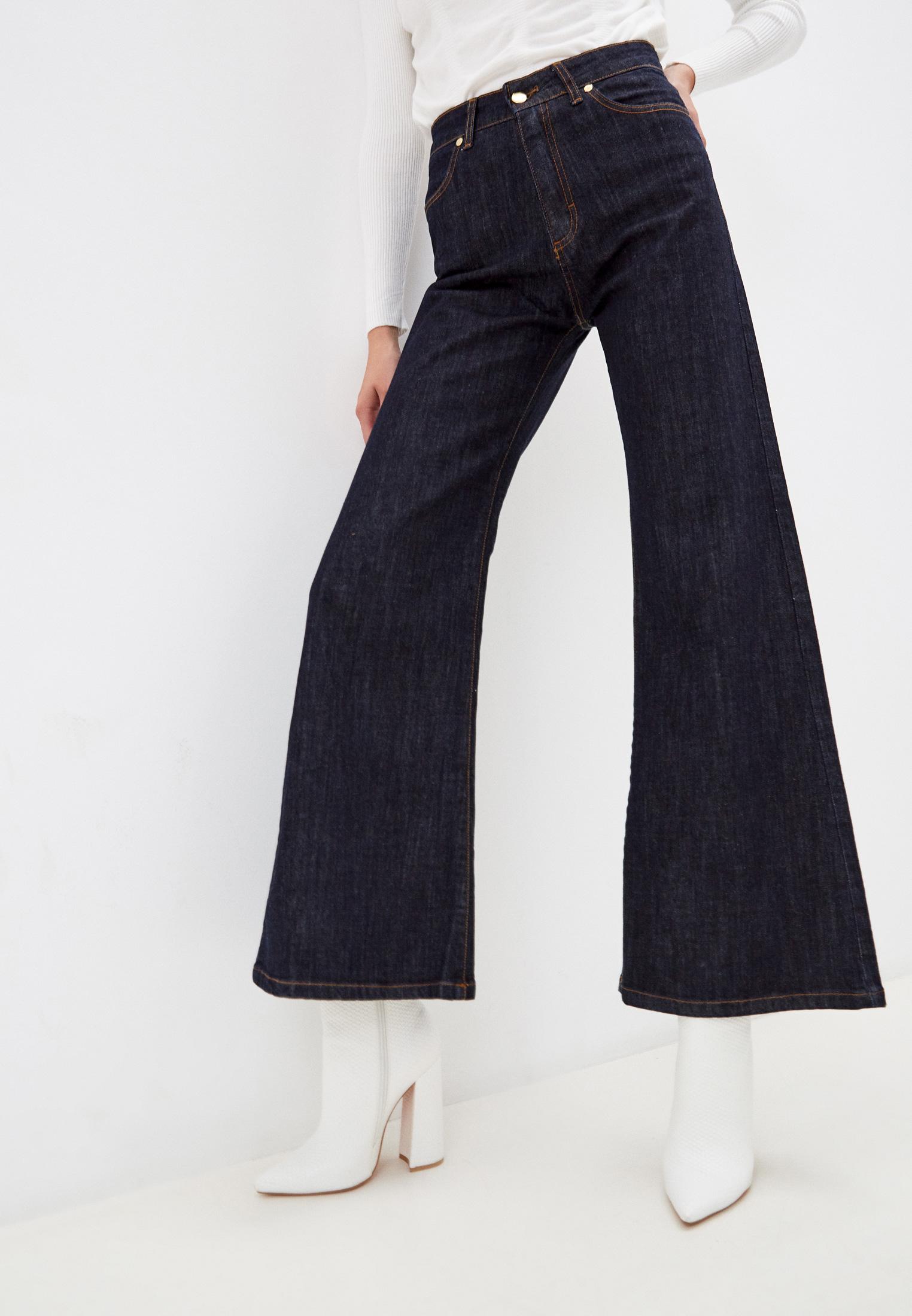 Широкие и расклешенные джинсы Rinascimento Джинсы Rinascimento