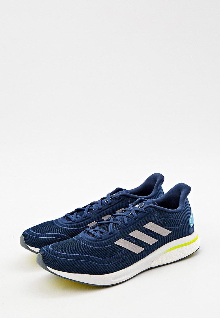 Мужские кроссовки Adidas (Адидас) FX6817: изображение 3