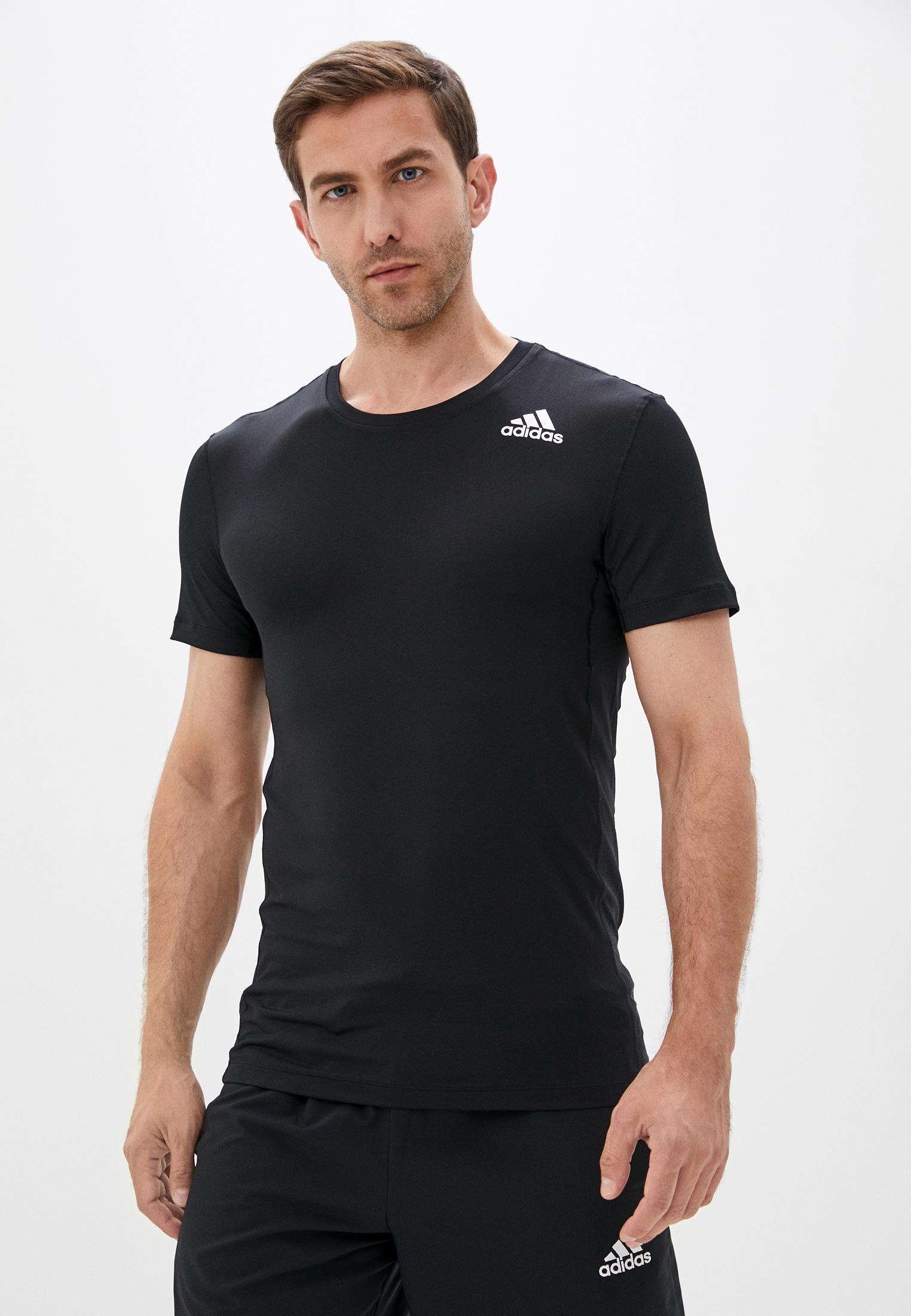 Спортивная футболка Adidas (Адидас) Футболка компрессионная adidas