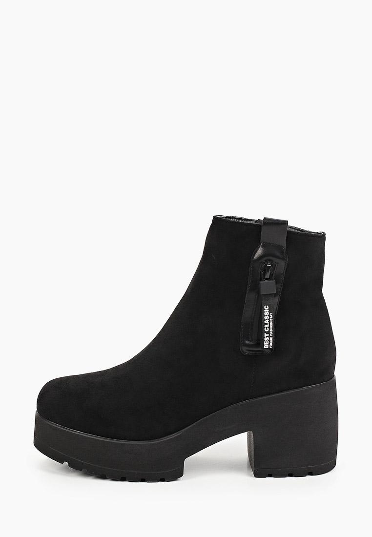Женские ботильоны Ideal Shoes F98-TX-1858-1