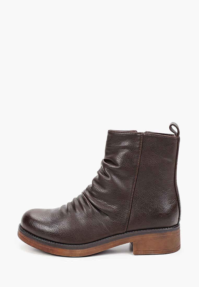 Женские ботинки Ideal Shoes F98-1917