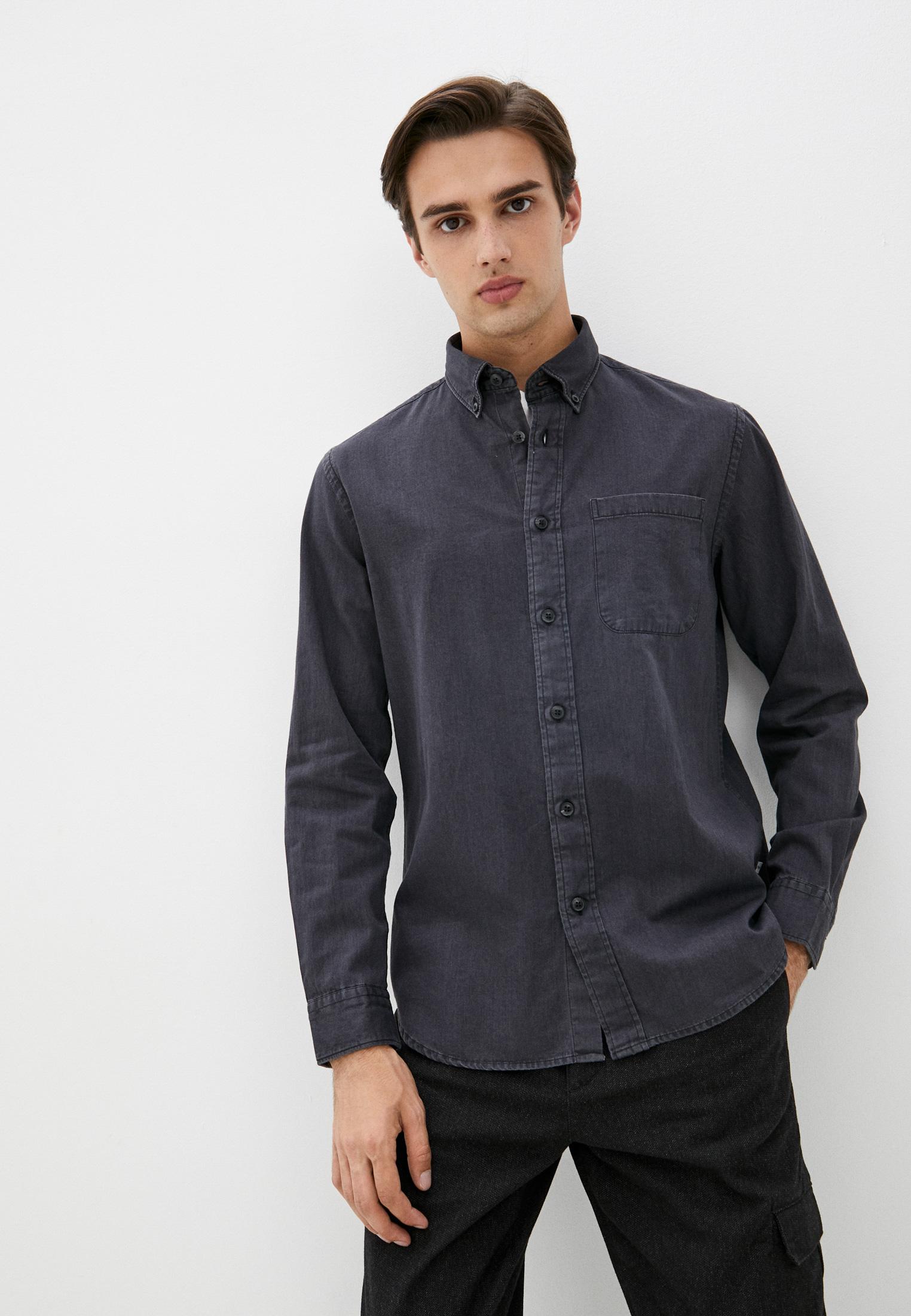 Рубашка с длинным рукавом Selected Homme 16081393