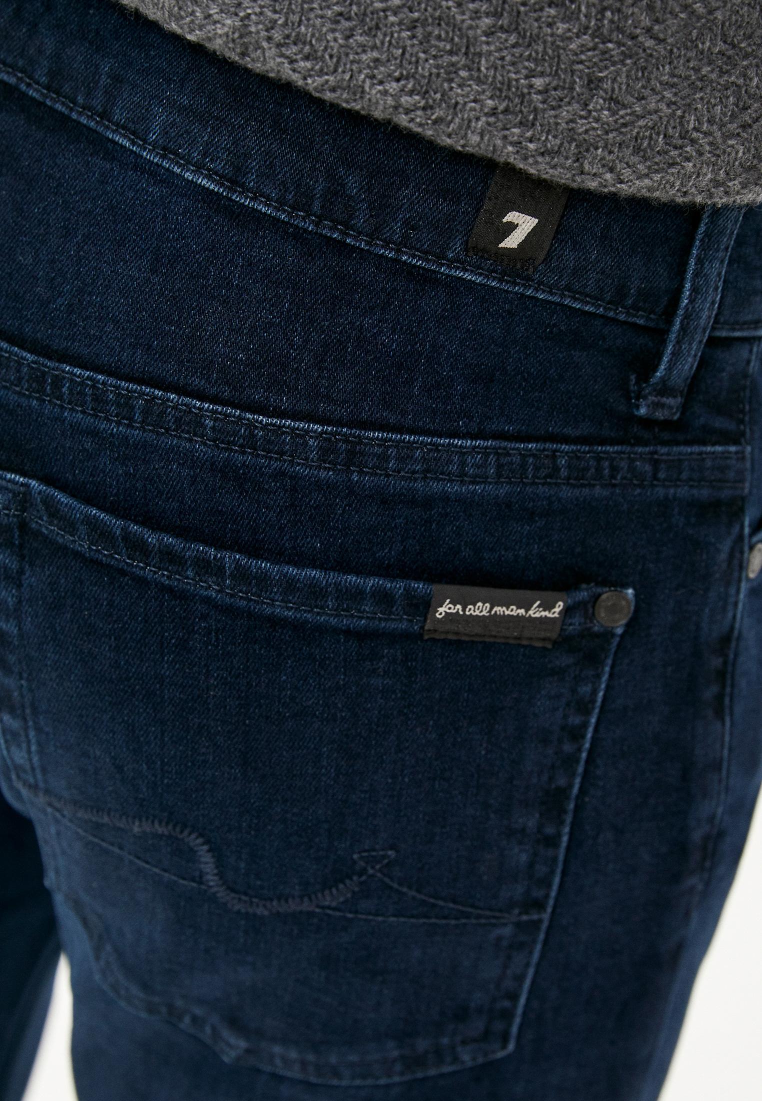 Зауженные джинсы 7 For All Mankind (7 Фо Олл Мэнкайнд) JSD4R460LL: изображение 5