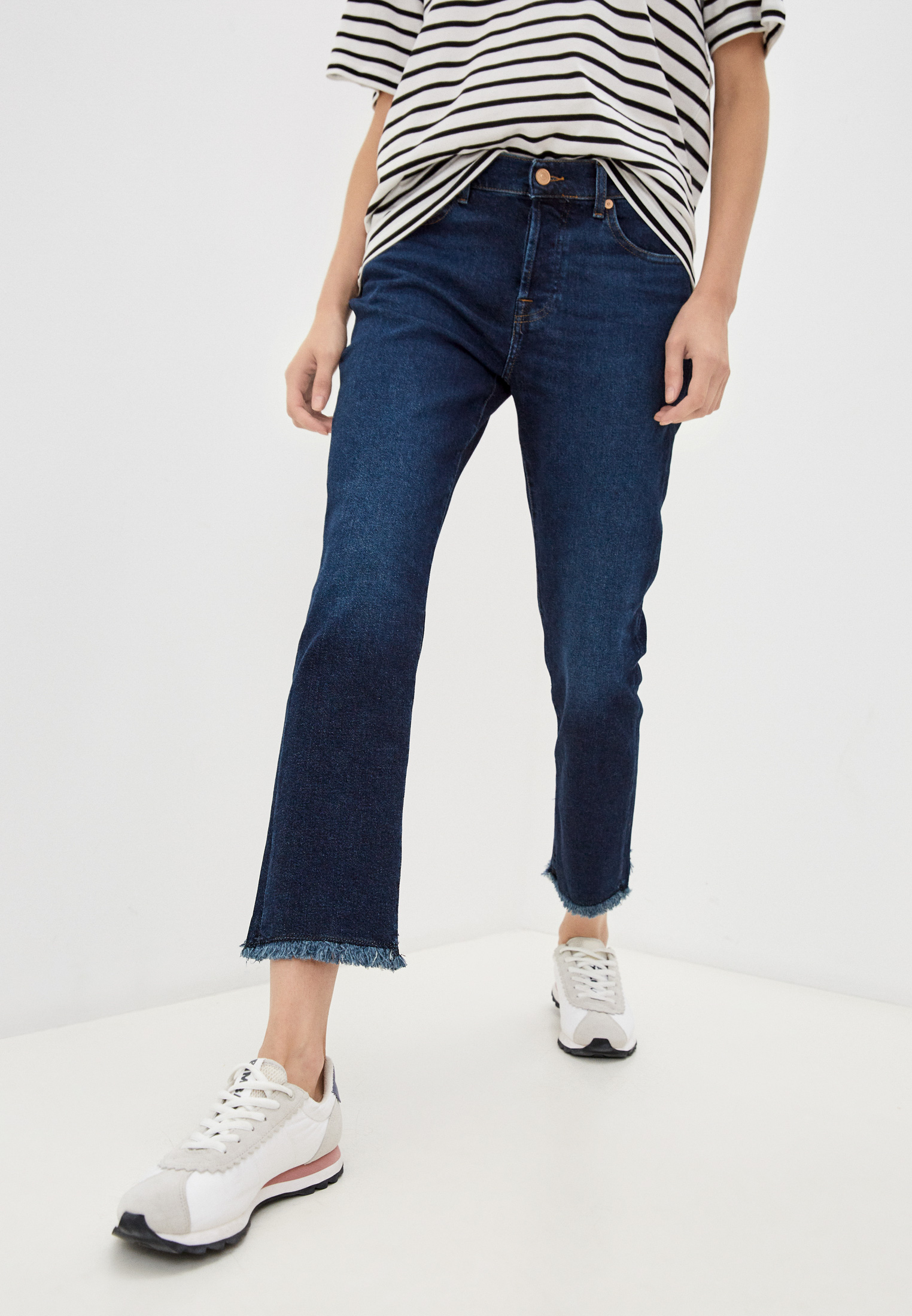 Зауженные джинсы 7 For All Mankind (7 Фо Олл Мэнкайнд) JSDSA910VH: изображение 1