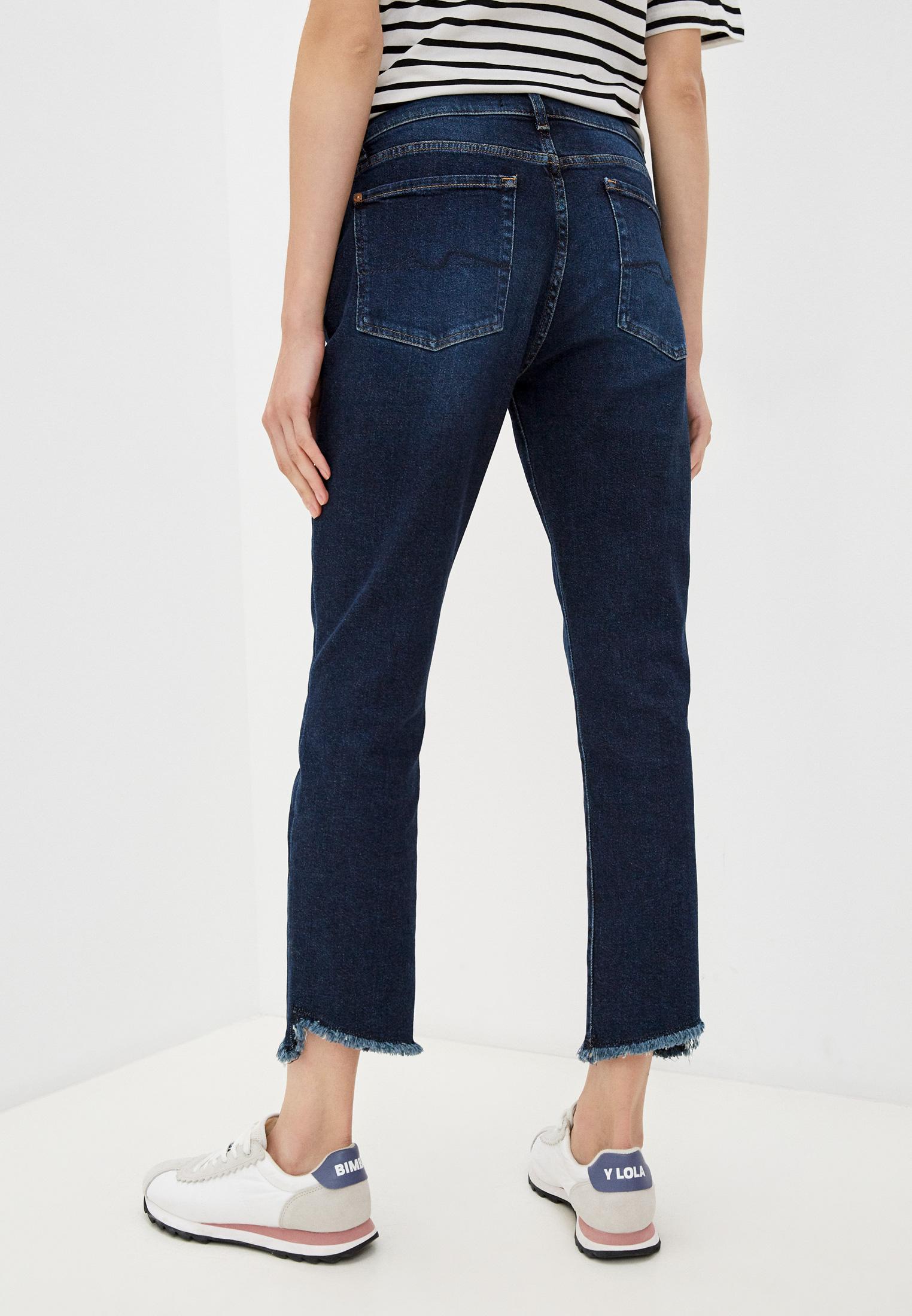 Зауженные джинсы 7 For All Mankind (7 Фо Олл Мэнкайнд) JSDSA910VH: изображение 4