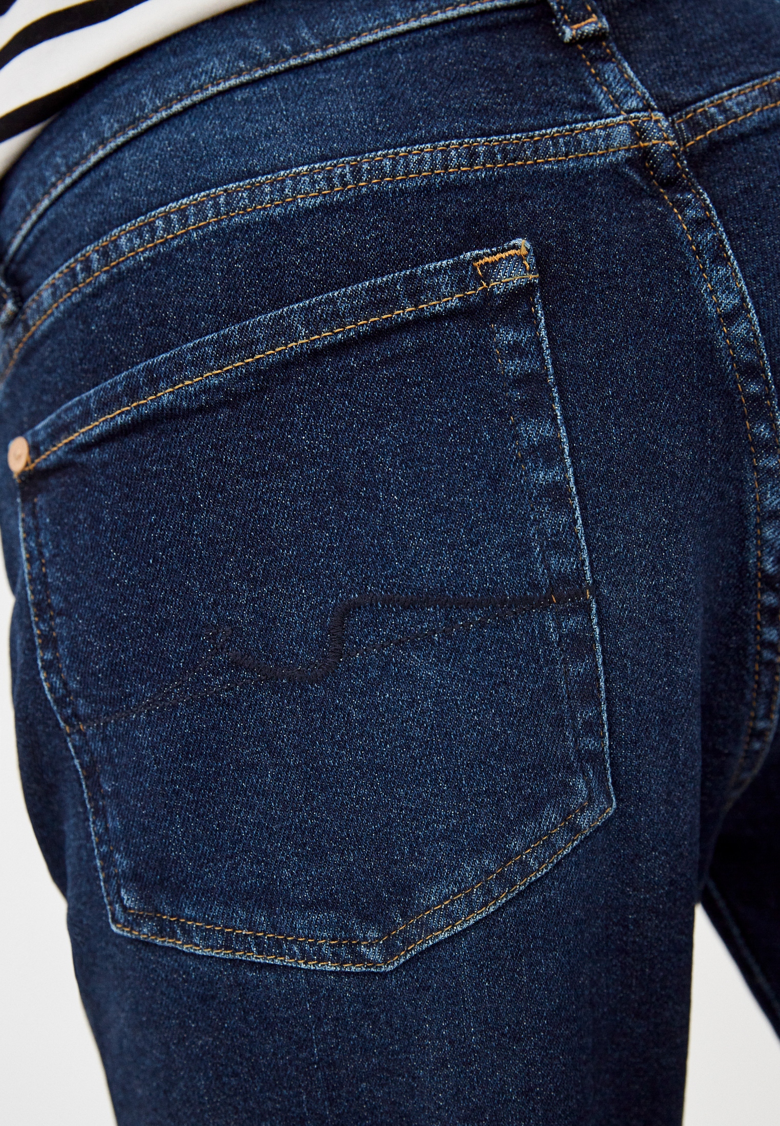 Зауженные джинсы 7 For All Mankind (7 Фо Олл Мэнкайнд) JSDSA910VH: изображение 5