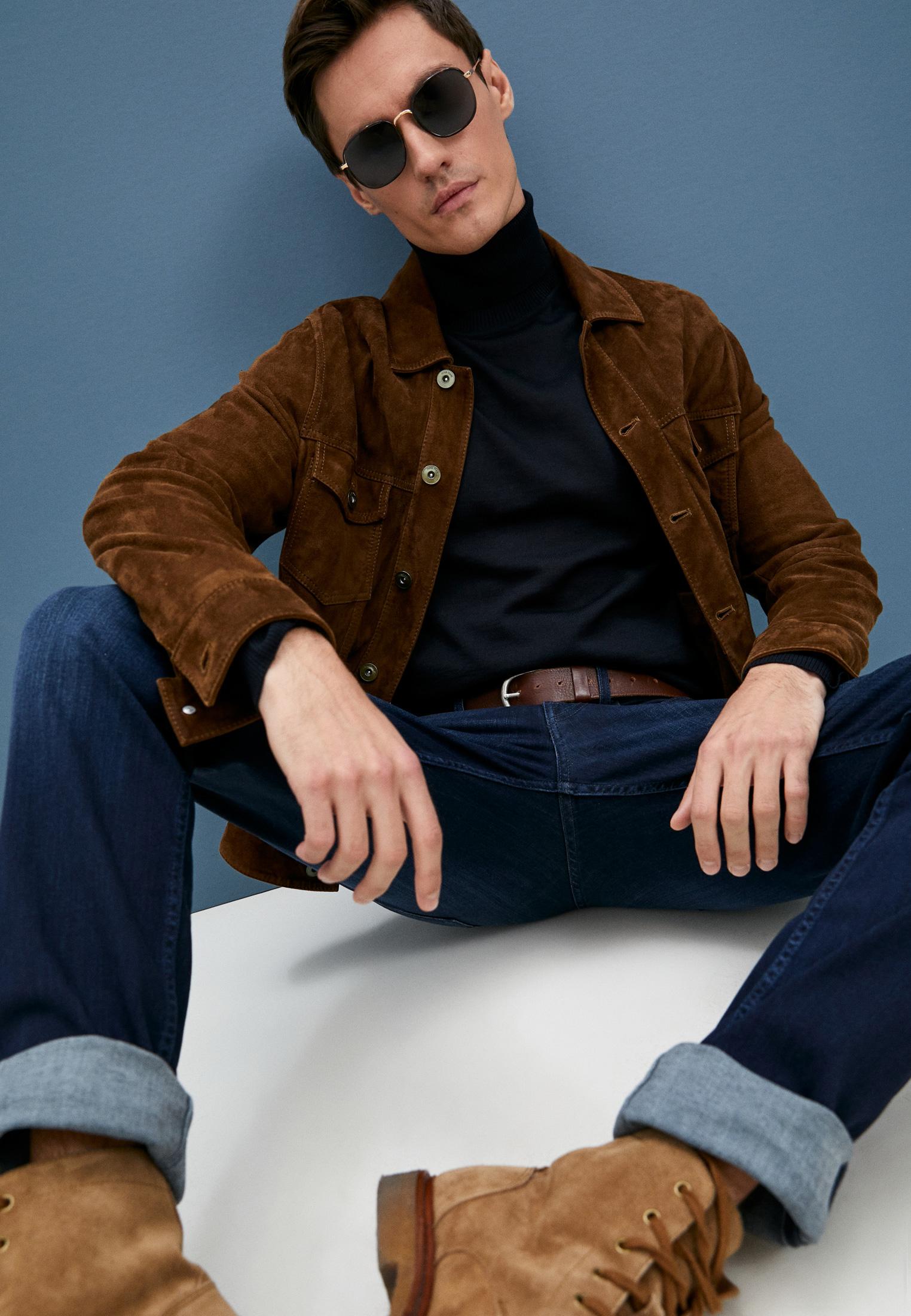 Зауженные джинсы 7 For All Mankind (7 Фо Олл Мэнкайнд) JSMSA230IP: изображение 2