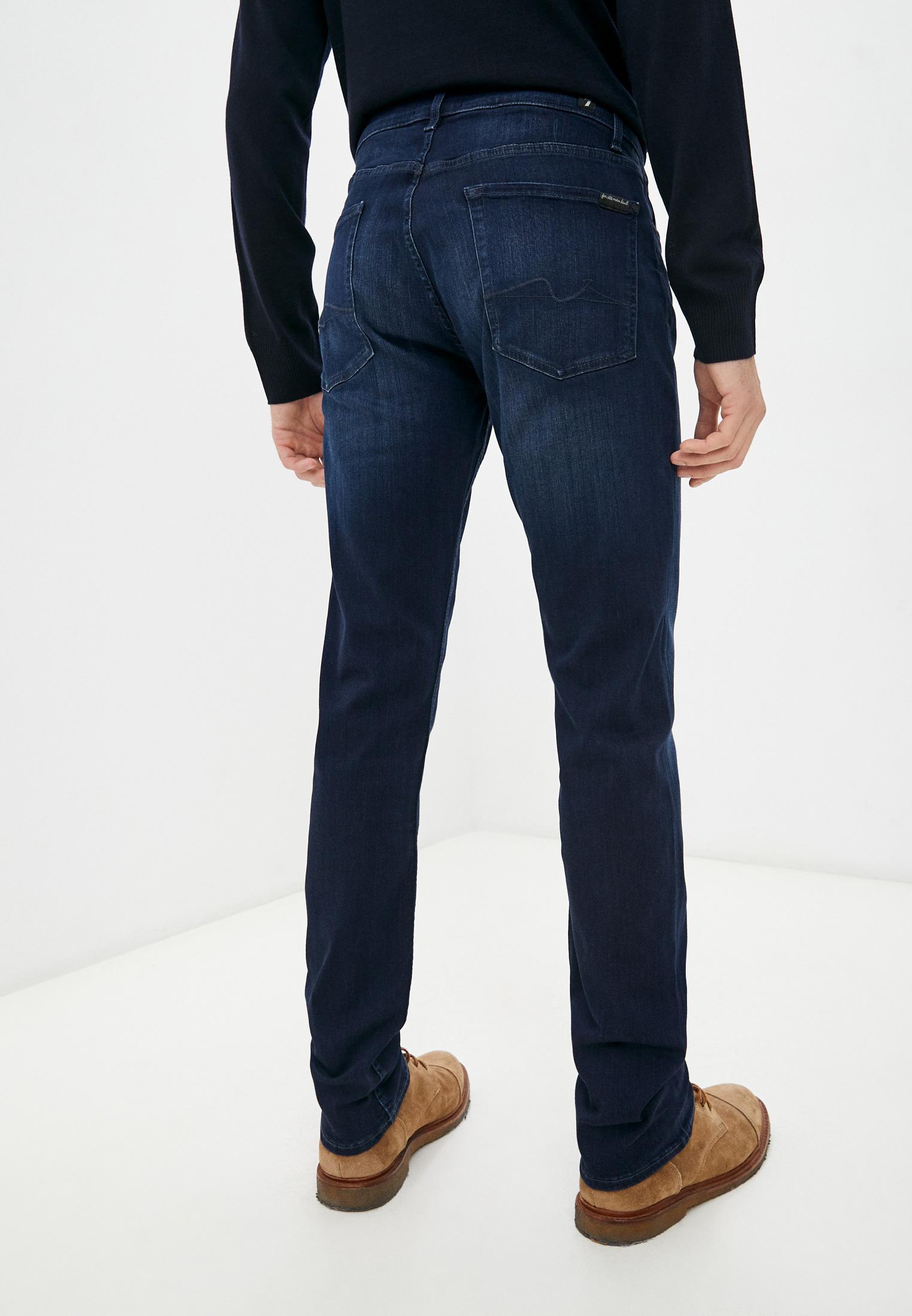 Зауженные джинсы 7 For All Mankind (7 Фо Олл Мэнкайнд) JSMSA230IP: изображение 4