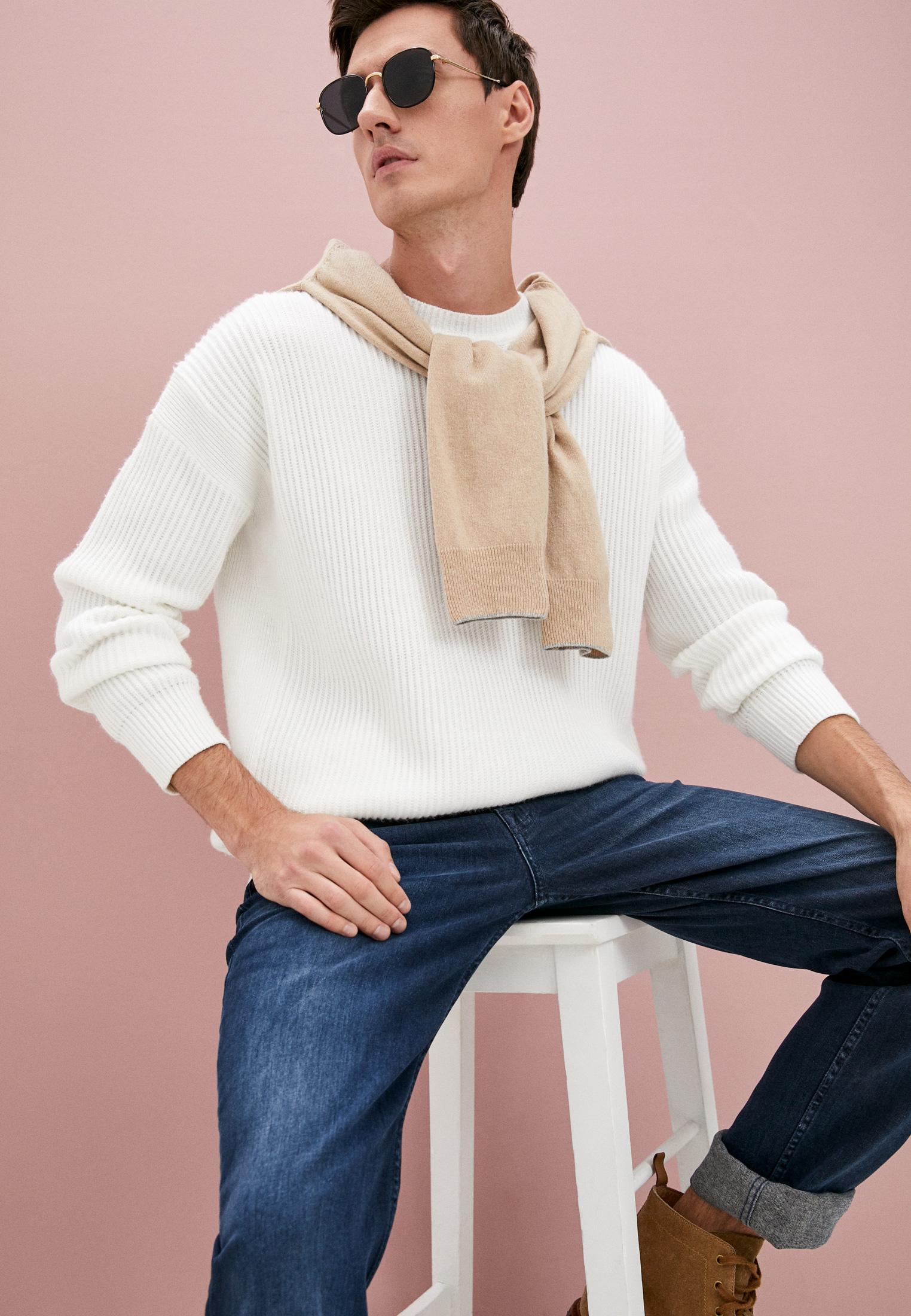 Мужские прямые джинсы 7 For All Mankind (7 Фо Олл Мэнкайнд) JSMSR460LL: изображение 2