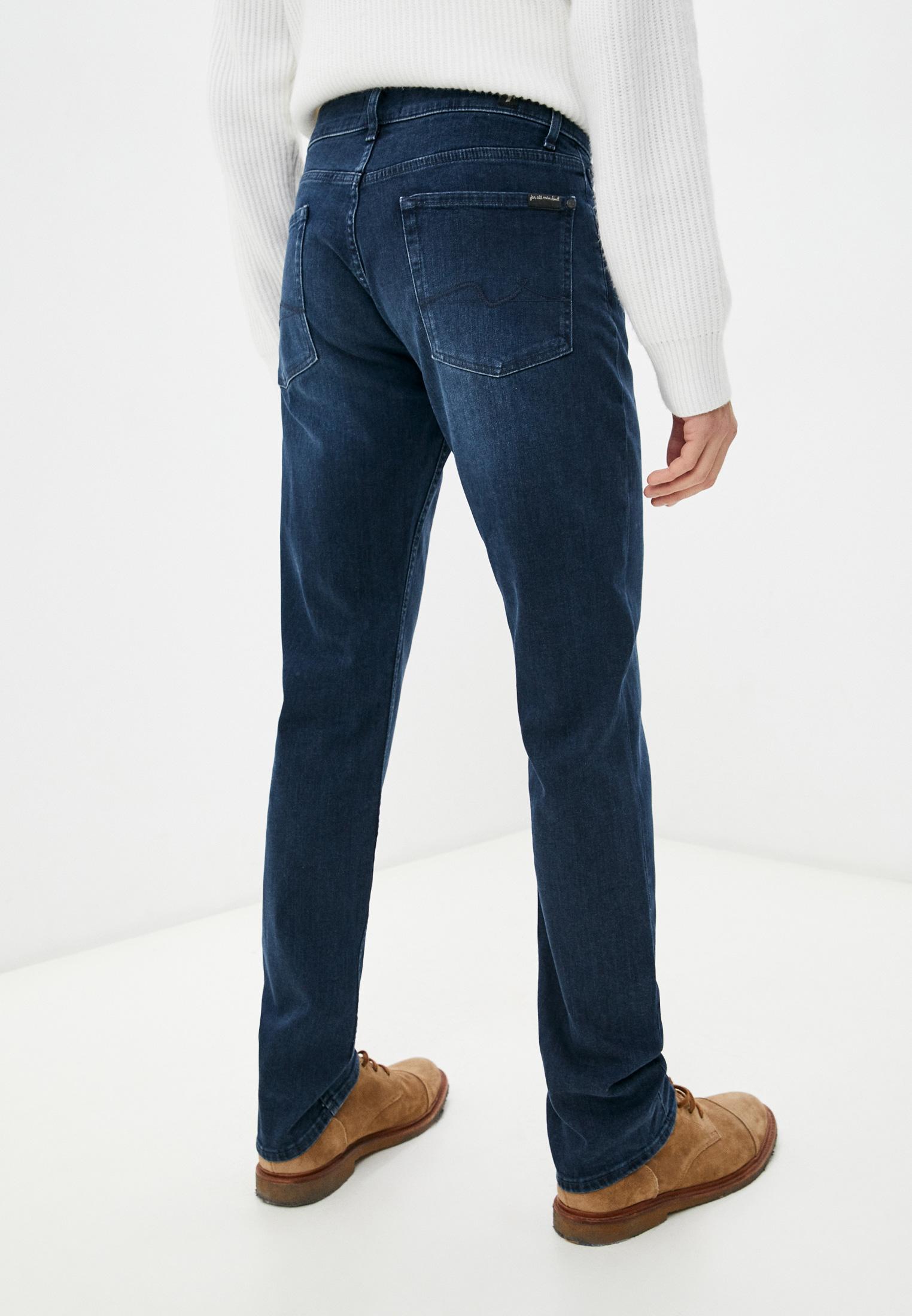 Мужские прямые джинсы 7 For All Mankind (7 Фо Олл Мэнкайнд) JSMSR460LL: изображение 4