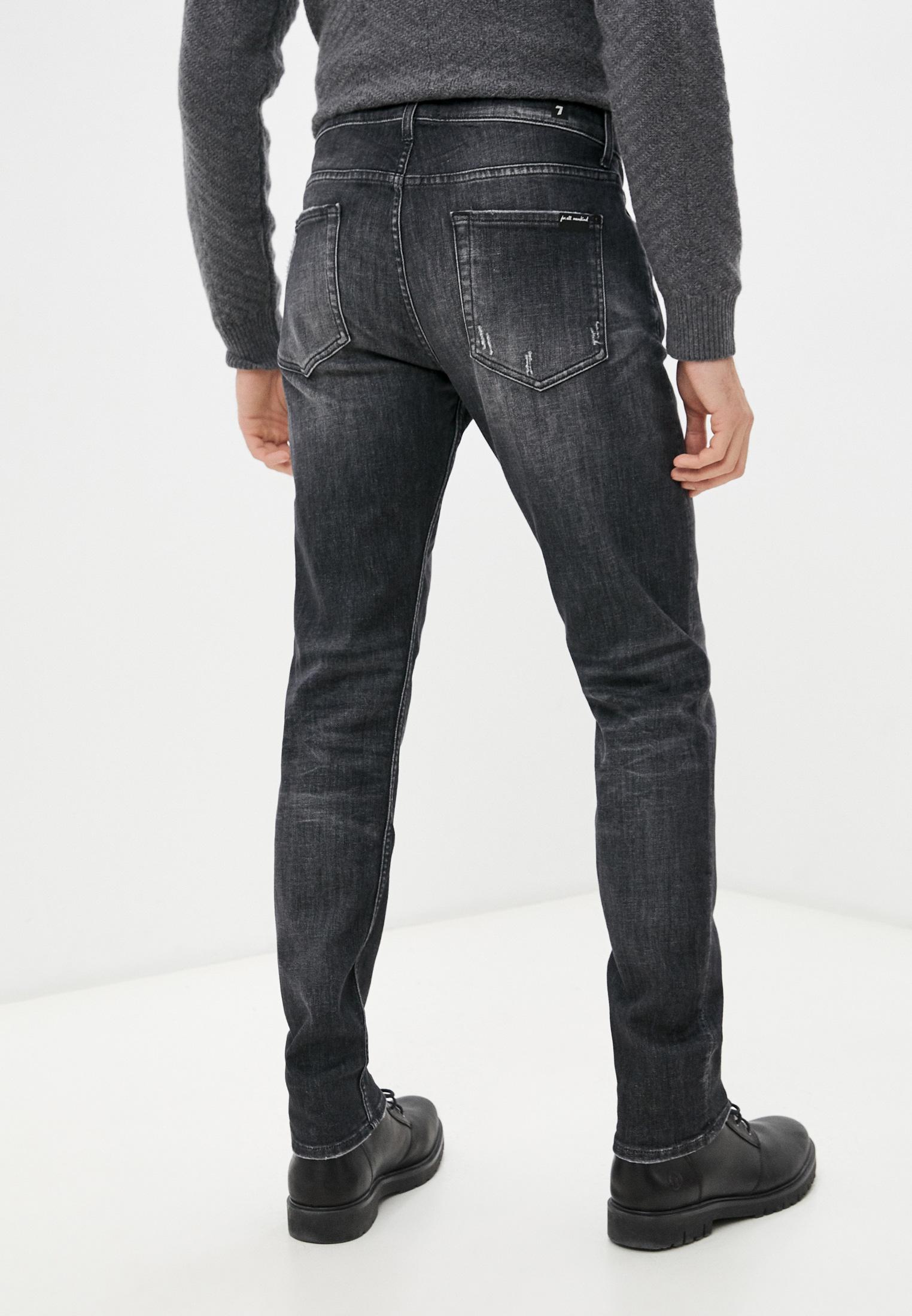 Зауженные джинсы 7 For All Mankind (7 Фо Олл Мэнкайнд) JSMXU790TH: изображение 4