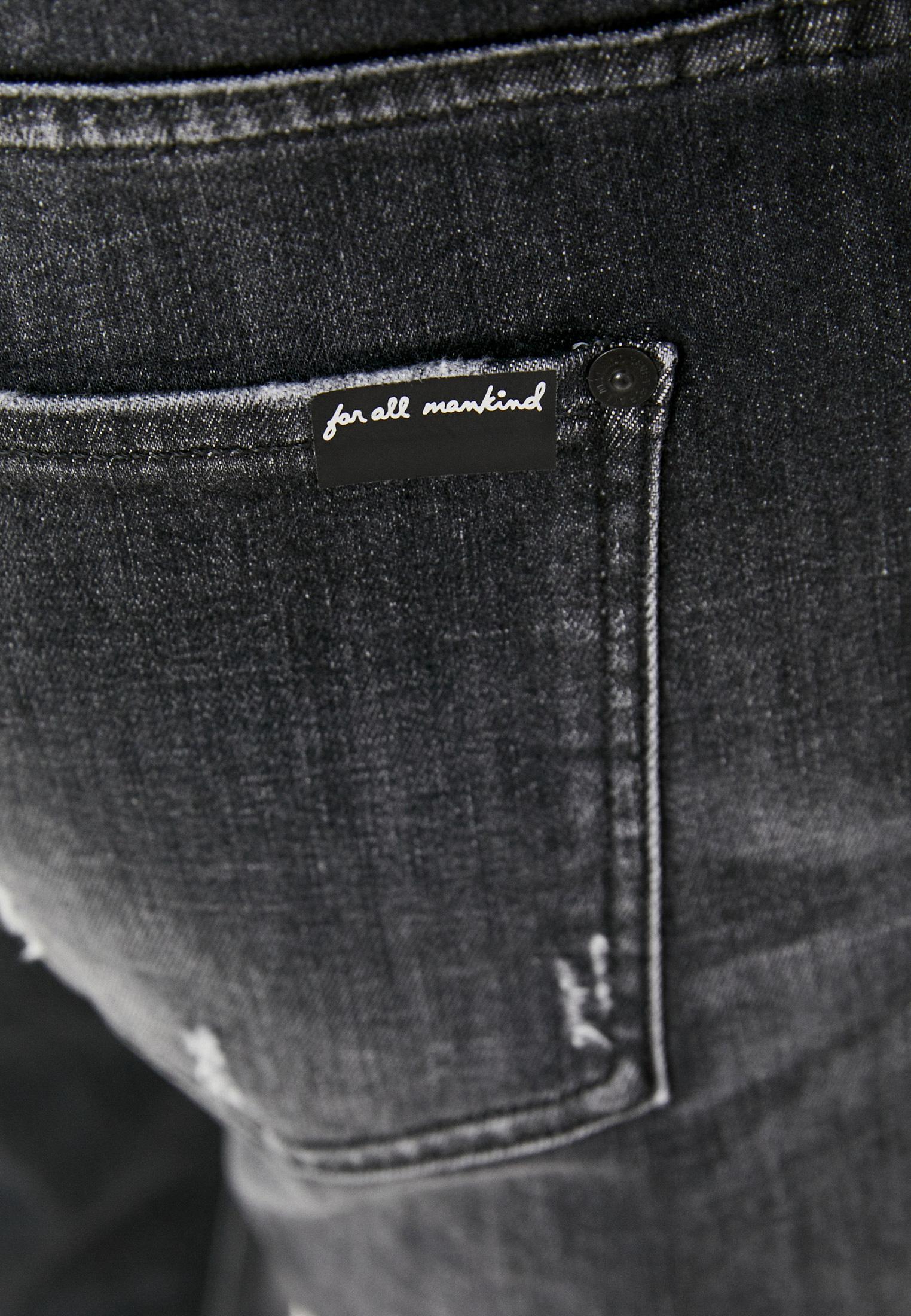 Зауженные джинсы 7 For All Mankind (7 Фо Олл Мэнкайнд) JSMXU790TH: изображение 5
