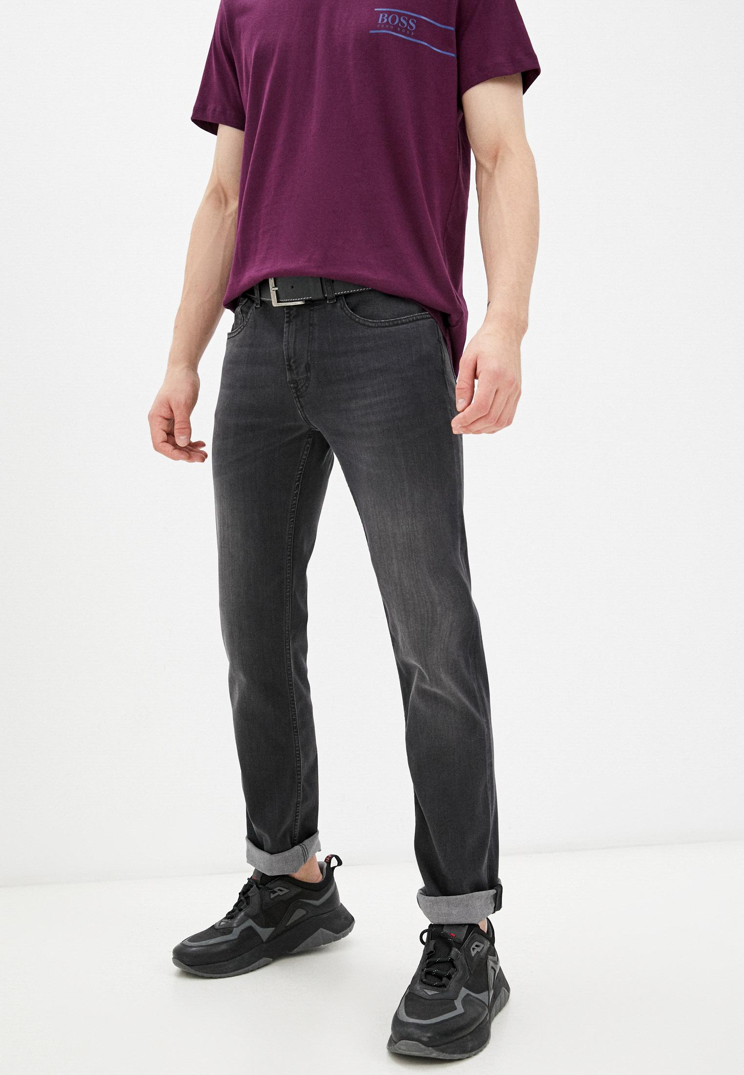 Мужские прямые джинсы 7 For All Mankind (7 Фо Олл Мэнкайнд) JSMSA240BB: изображение 1