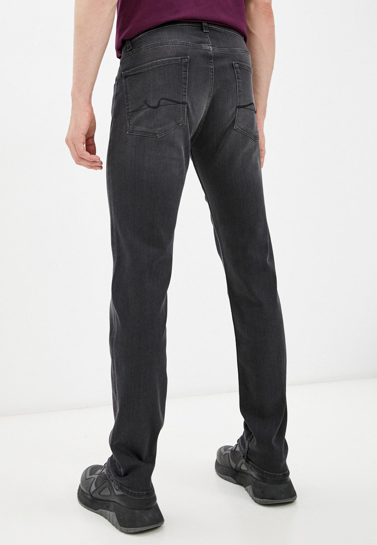 Мужские прямые джинсы 7 For All Mankind (7 Фо Олл Мэнкайнд) JSMSA240BB: изображение 4