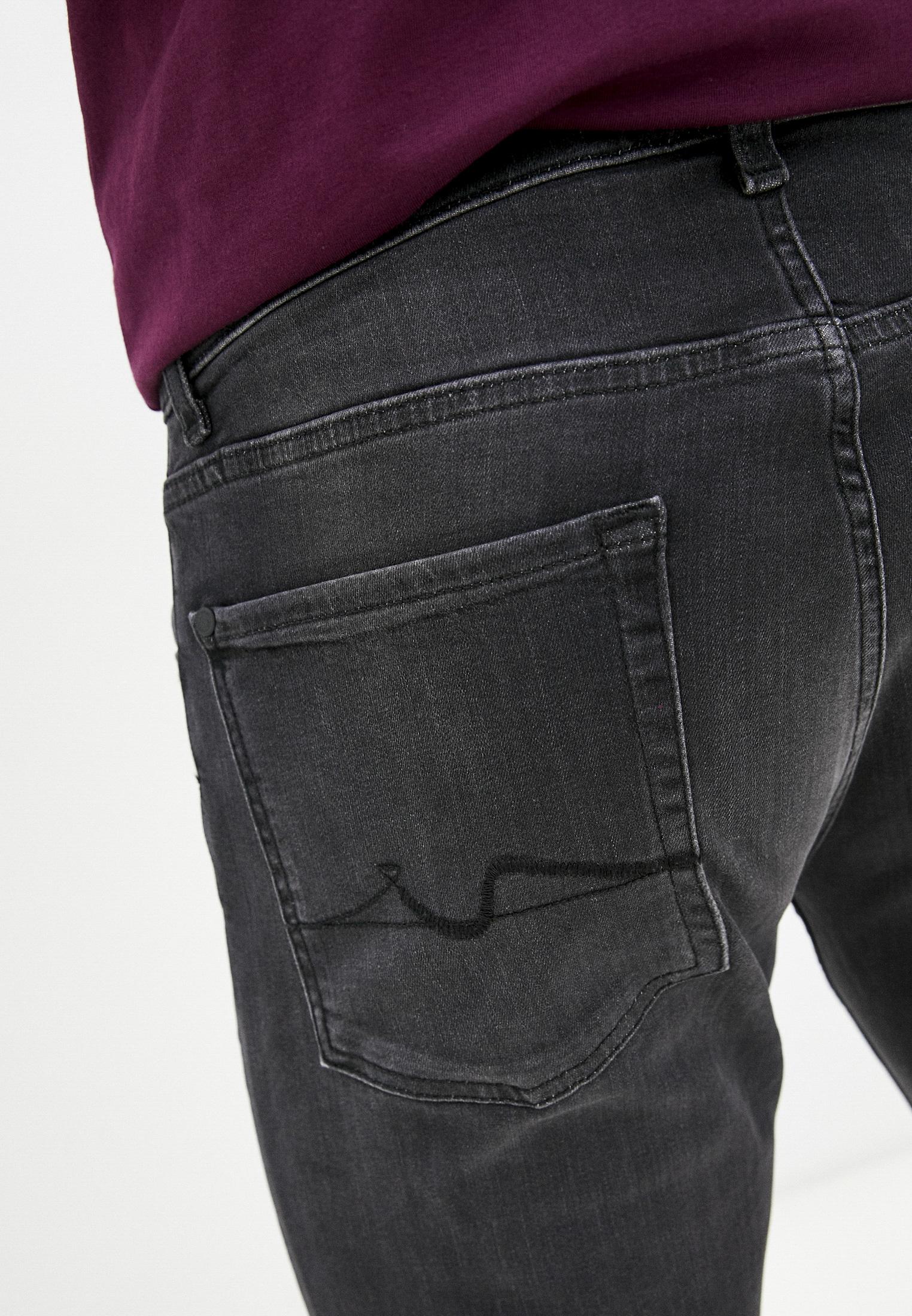 Мужские прямые джинсы 7 For All Mankind (7 Фо Олл Мэнкайнд) JSMSA240BB: изображение 5