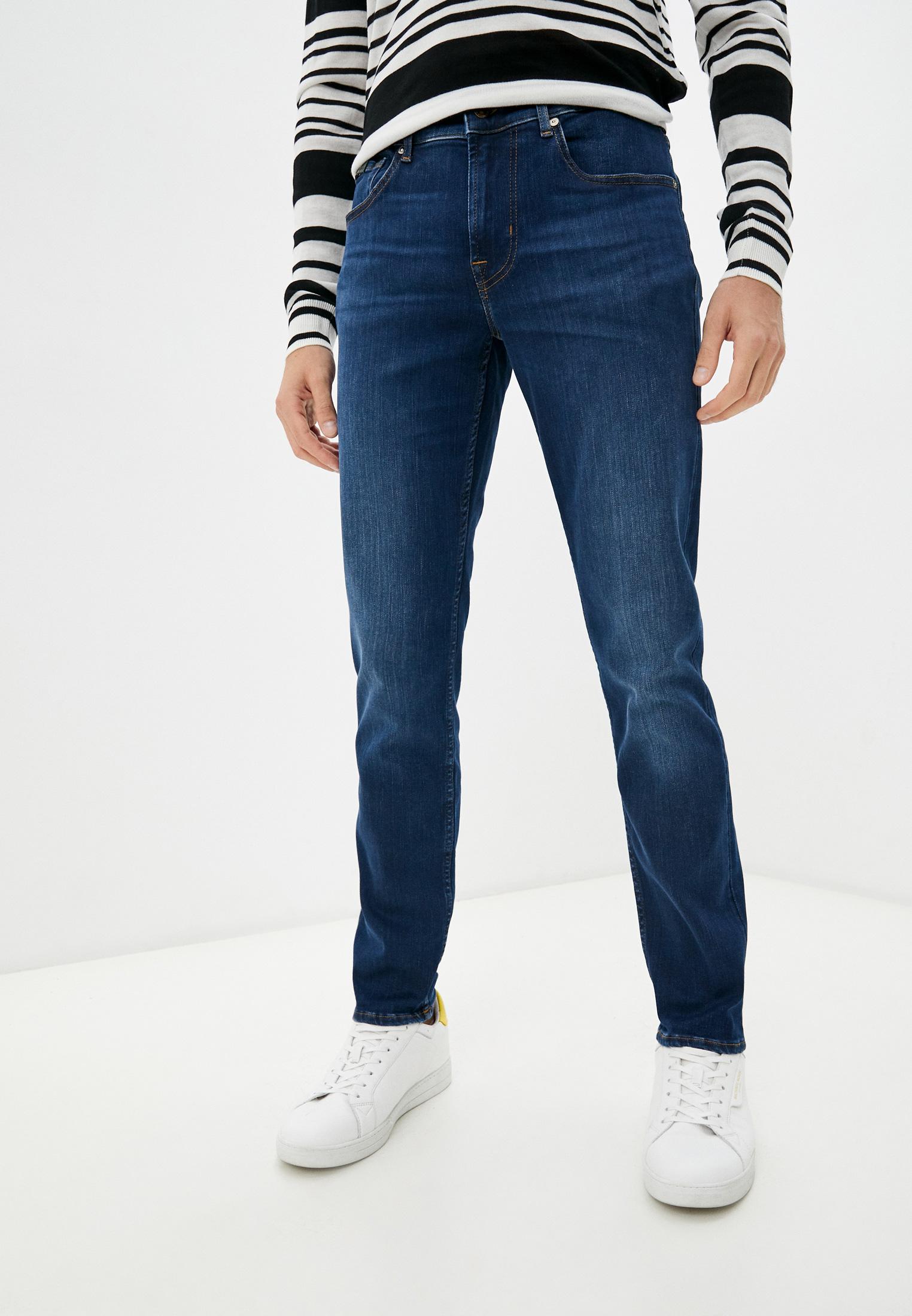 Зауженные джинсы 7 For All Mankind (7 Фо Олл Мэнкайнд) JSMXU58CTU: изображение 1