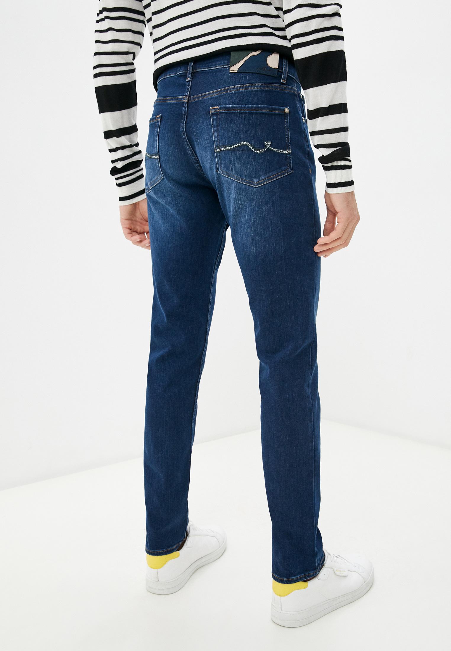 Зауженные джинсы 7 For All Mankind (7 Фо Олл Мэнкайнд) JSMXU58CTU: изображение 4