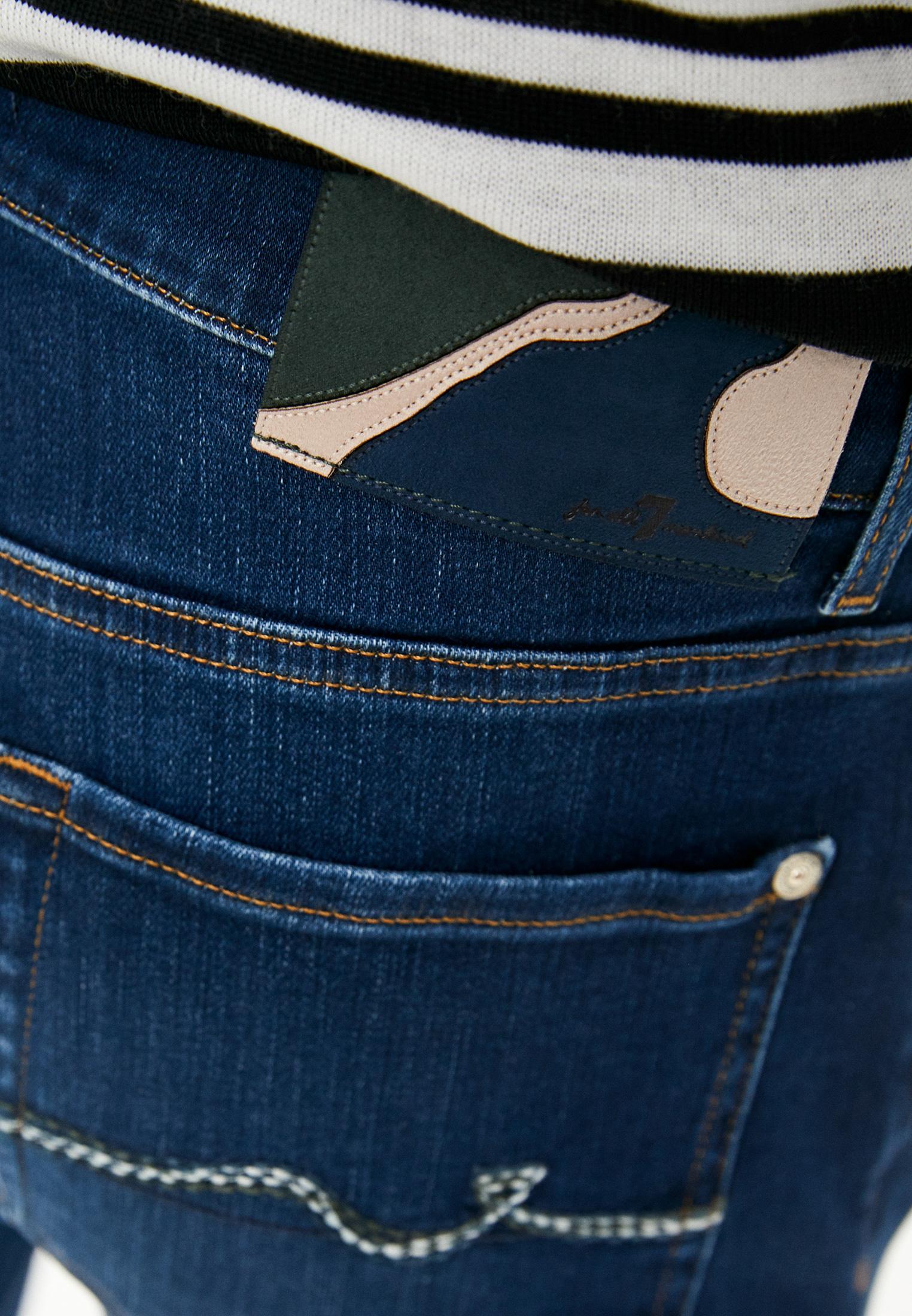 Зауженные джинсы 7 For All Mankind (7 Фо Олл Мэнкайнд) JSMXU58CTU: изображение 5